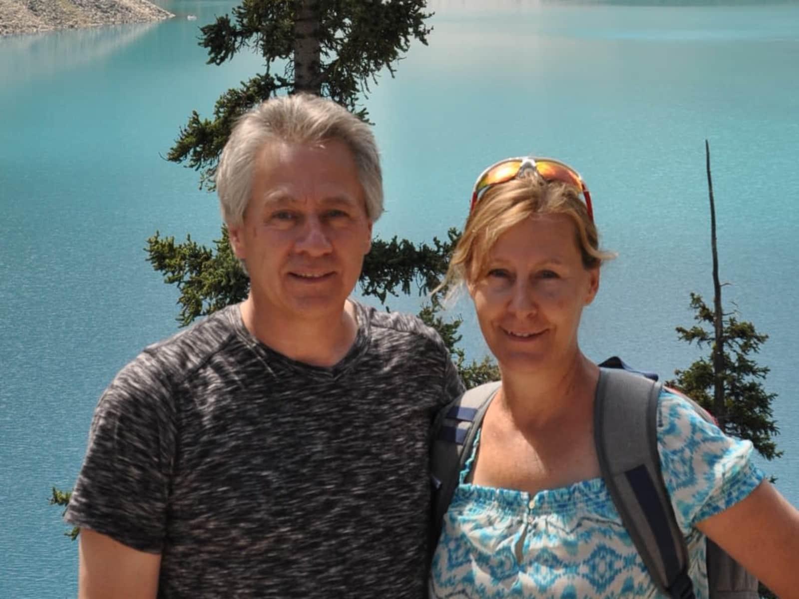Jacqueline & Mario from Ottawa, Ontario, Canada