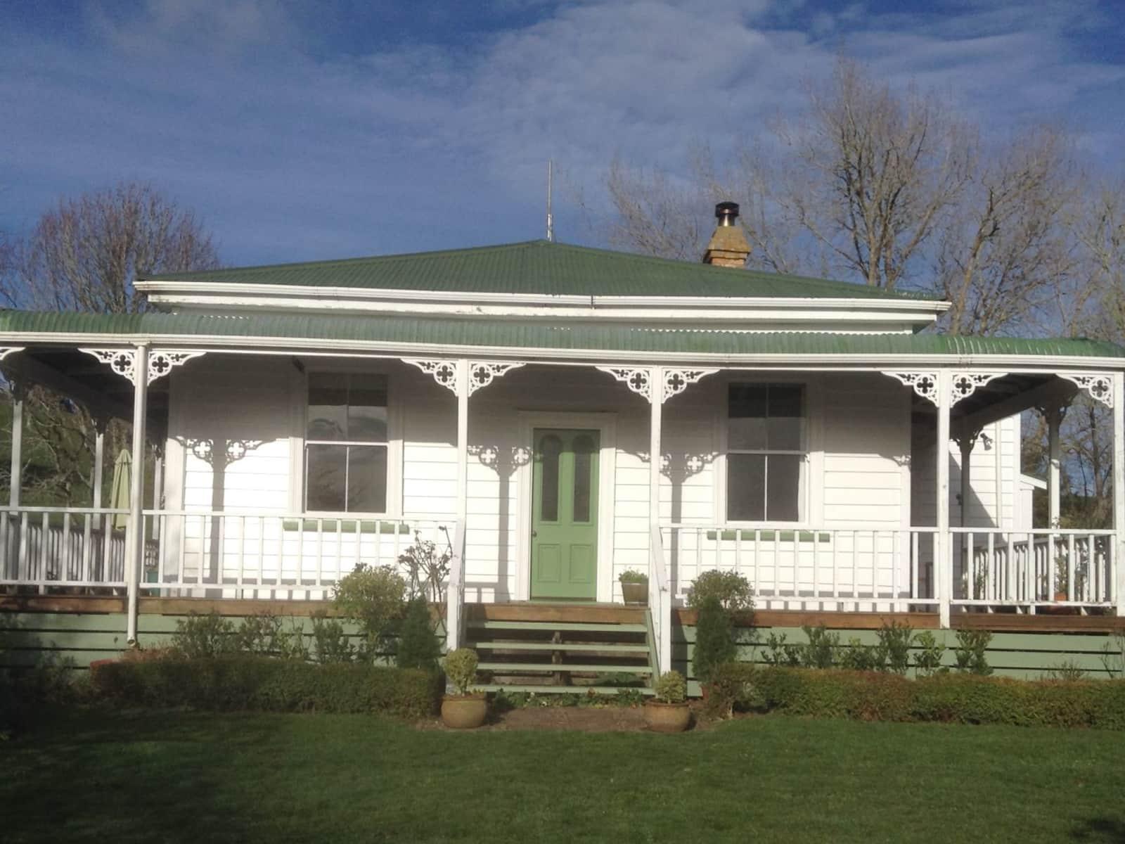 Housesitting assignment in Drury, New Zealand
