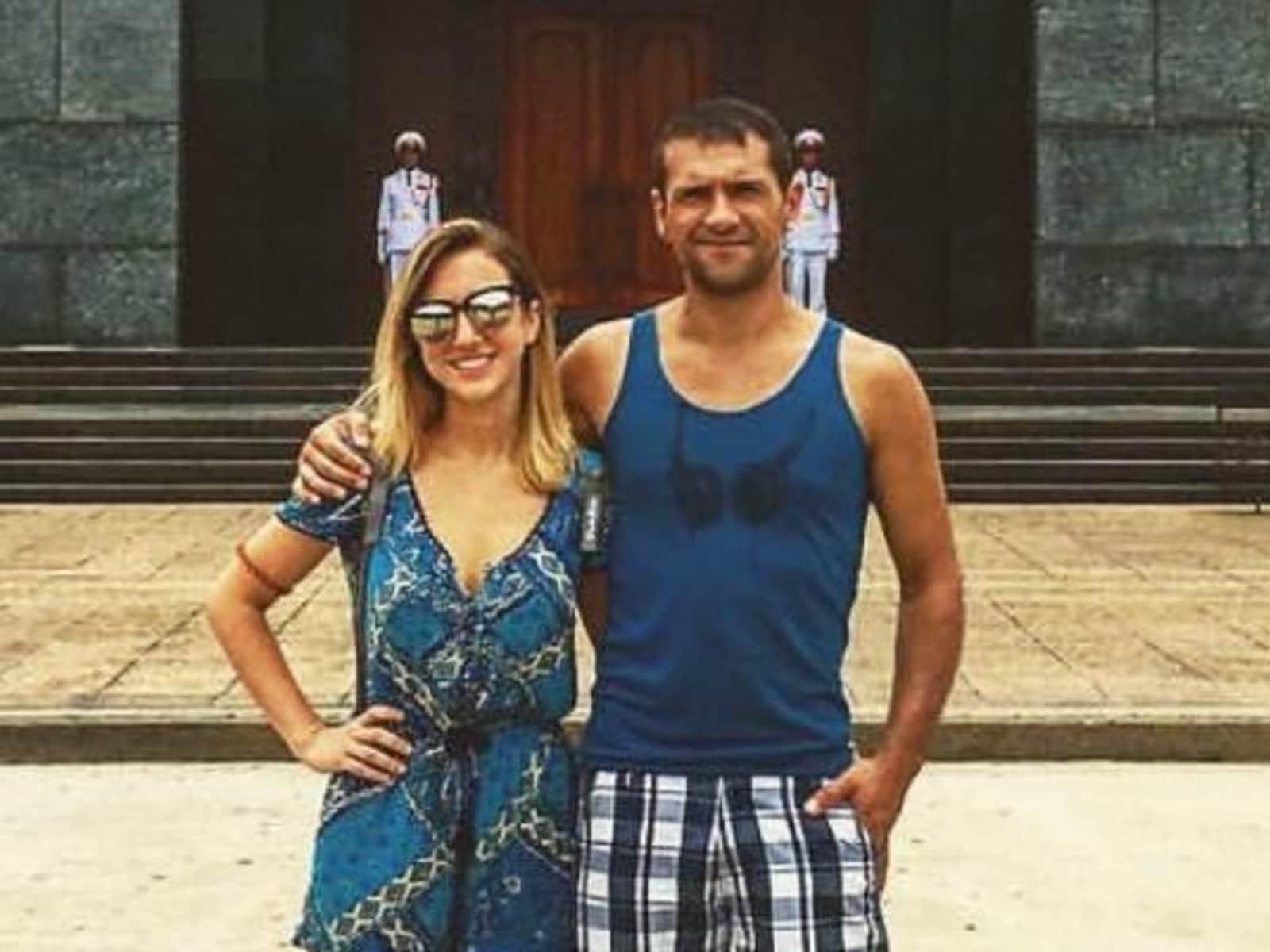 Janire & Jacobo from Bangkok, Thailand