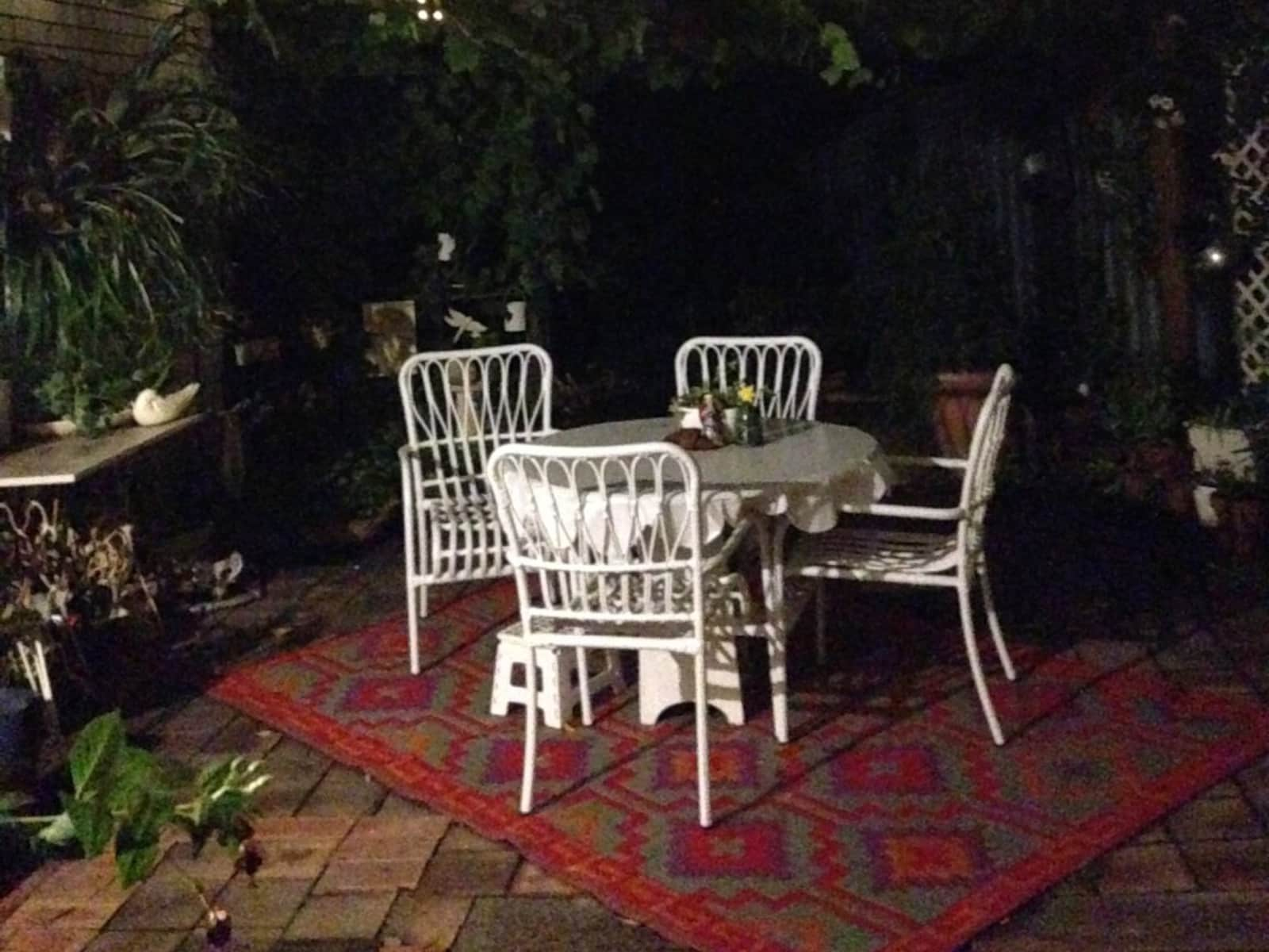Housesitting assignment in Raymond Terrace, New South Wales, Australia