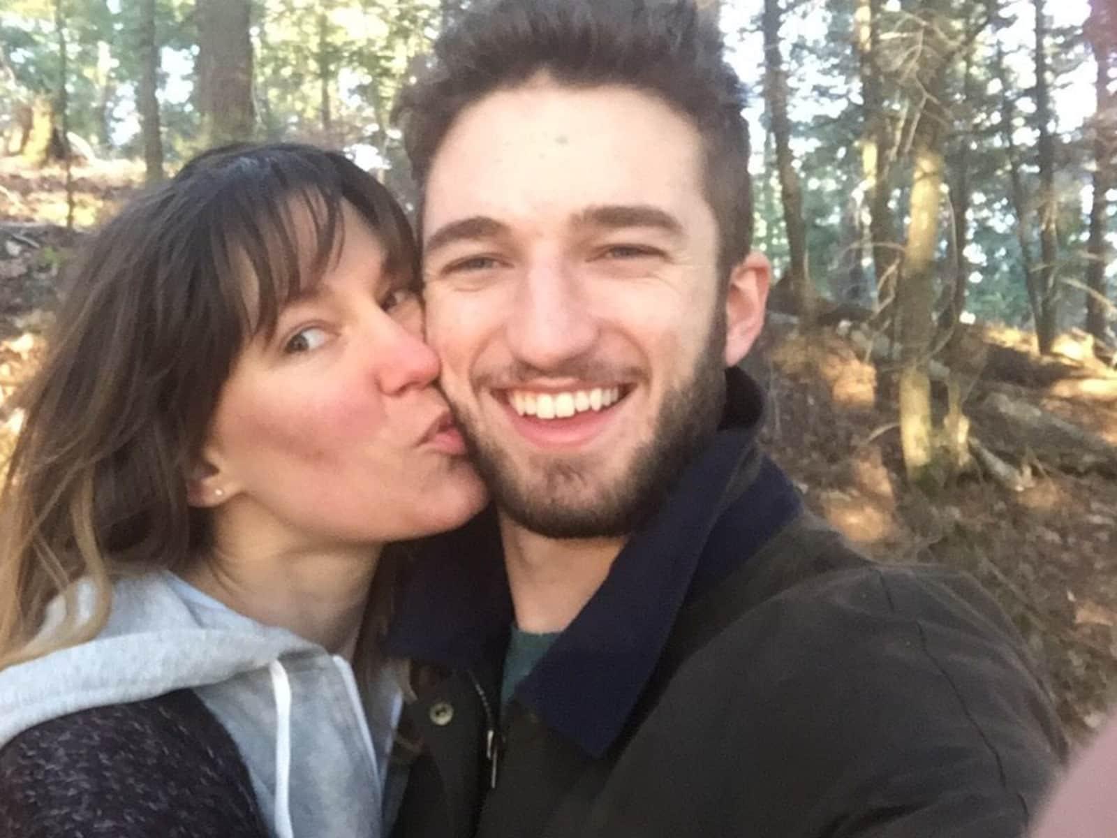 Aimee & Brendan from Ottawa, Ontario, Canada
