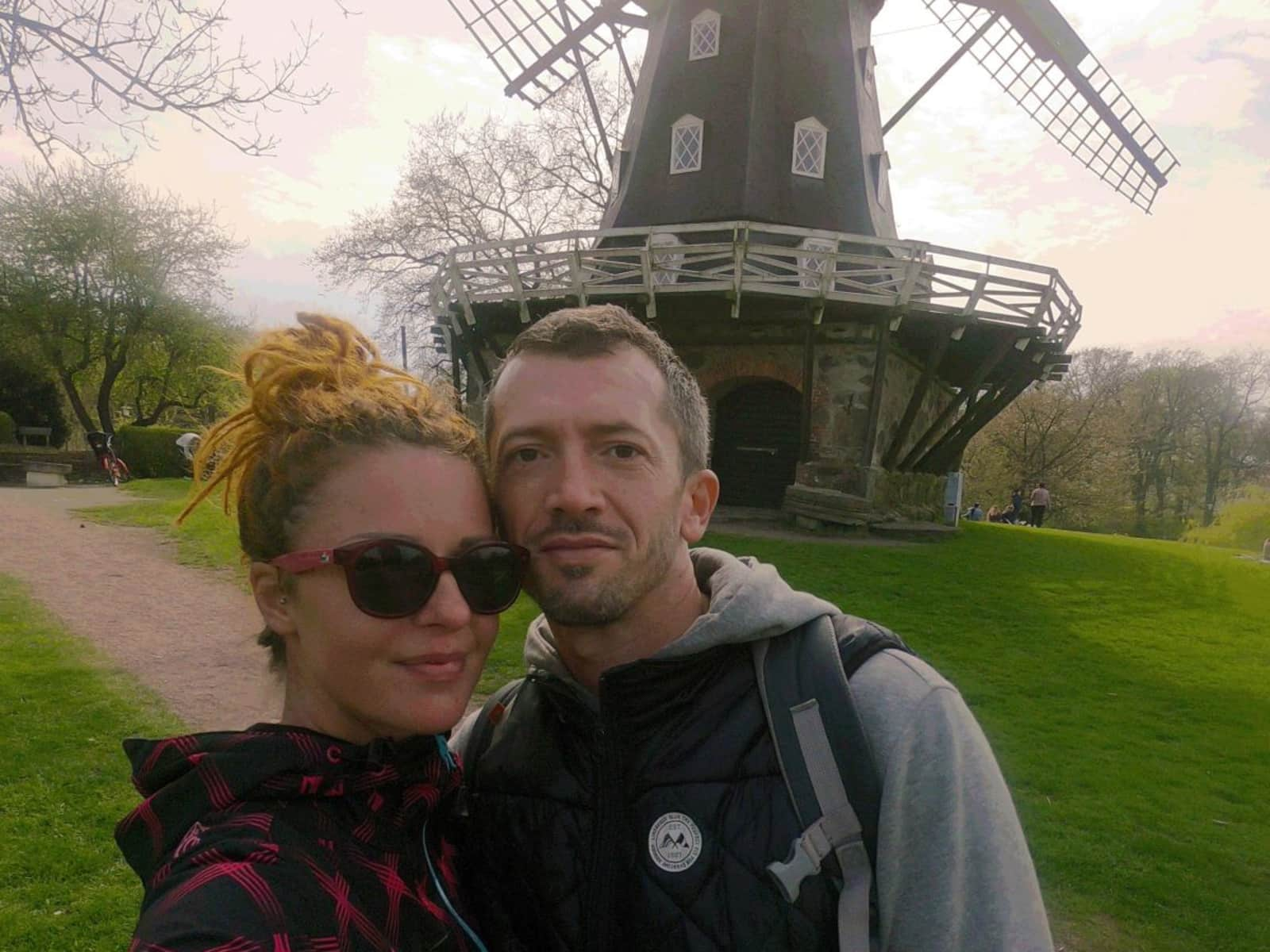 Olga & Miki from Norwich, United Kingdom