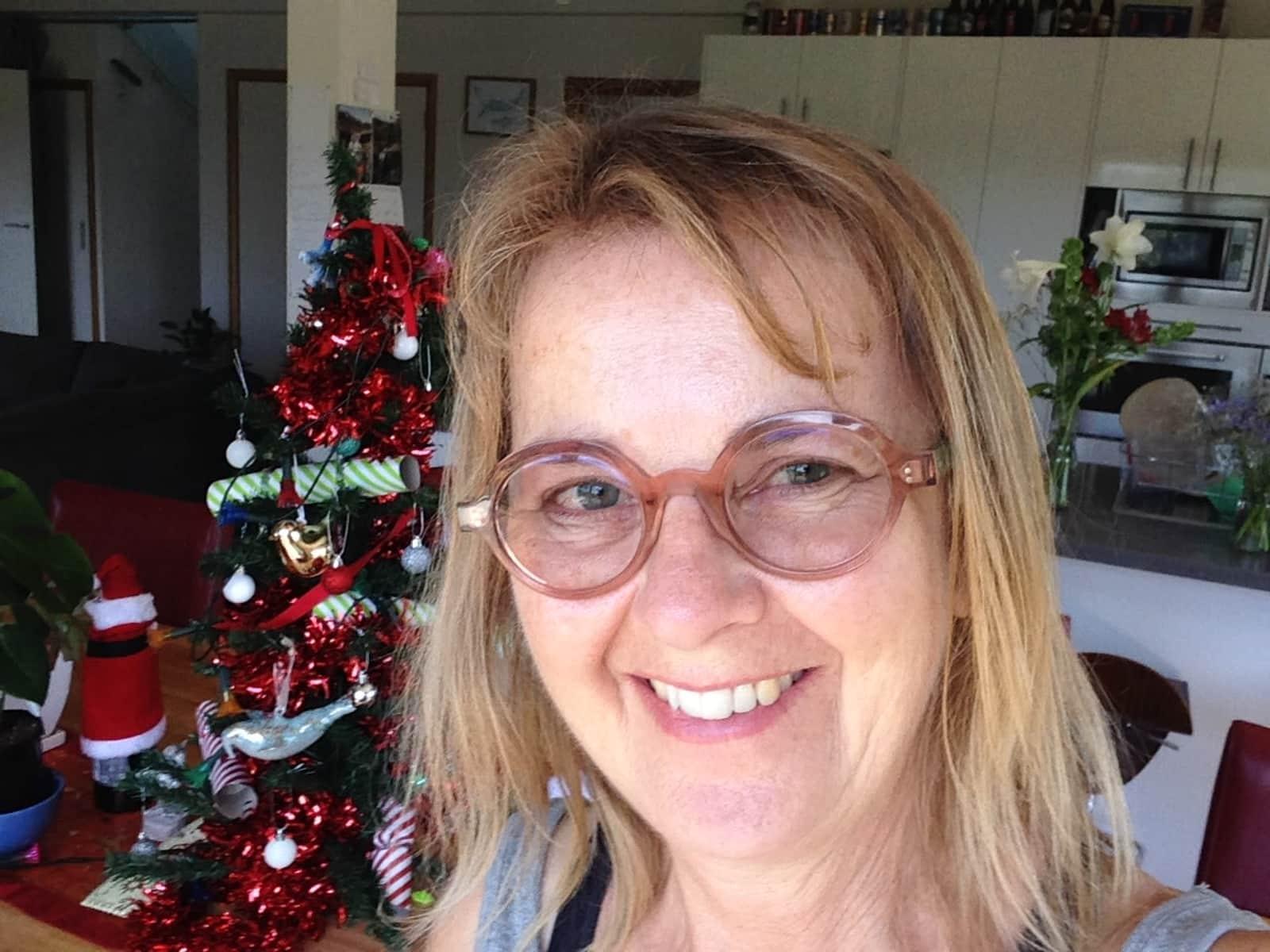 Anne from Hobart, Tasmania, Australia