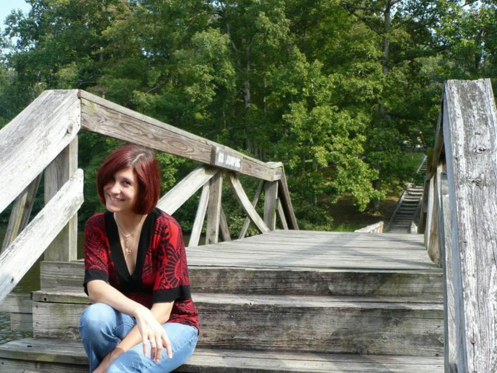 Heather from Toledo, Ohio, United States
