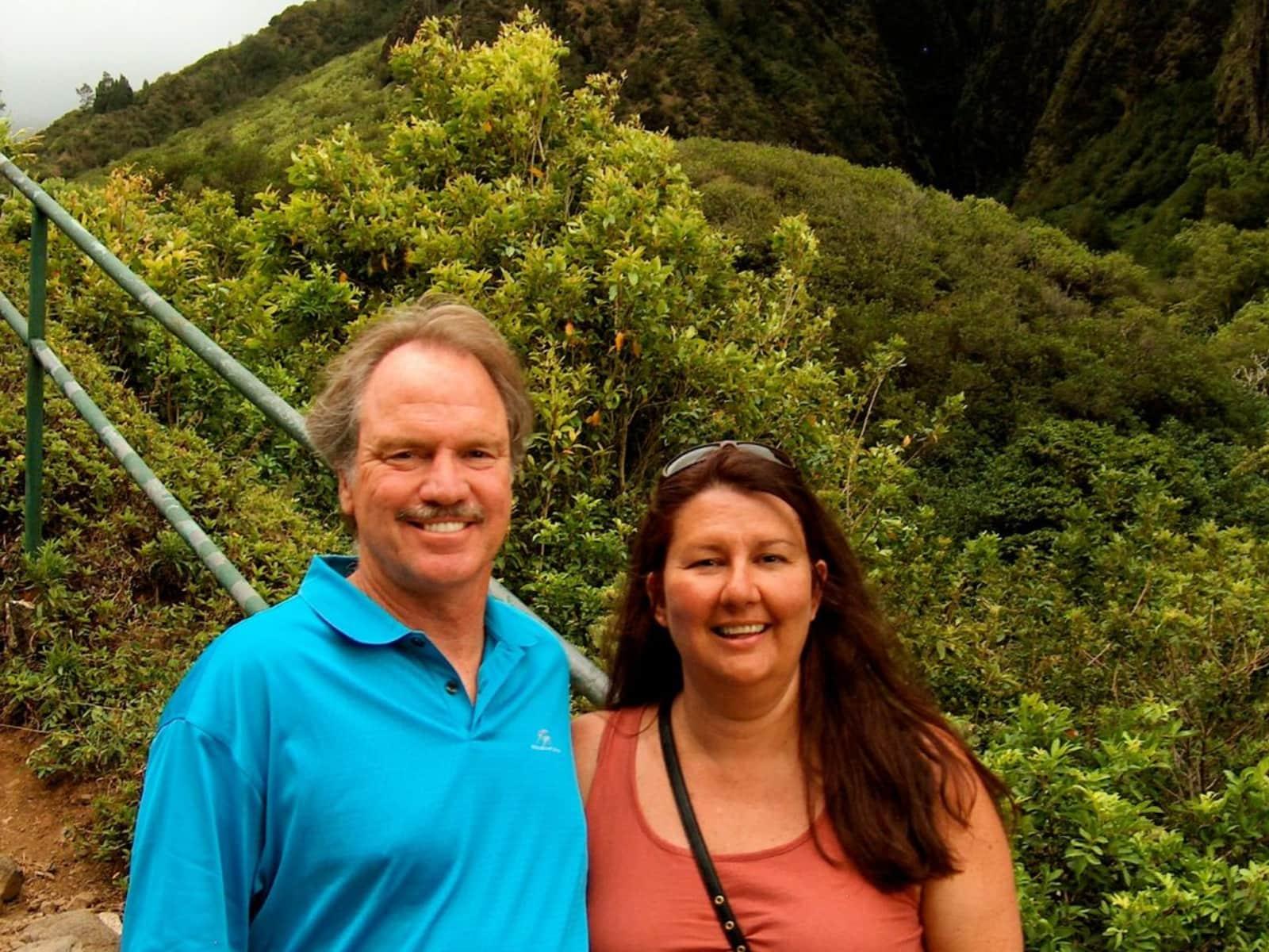 Karineh & Russell from Salt Lake City, Utah, United States