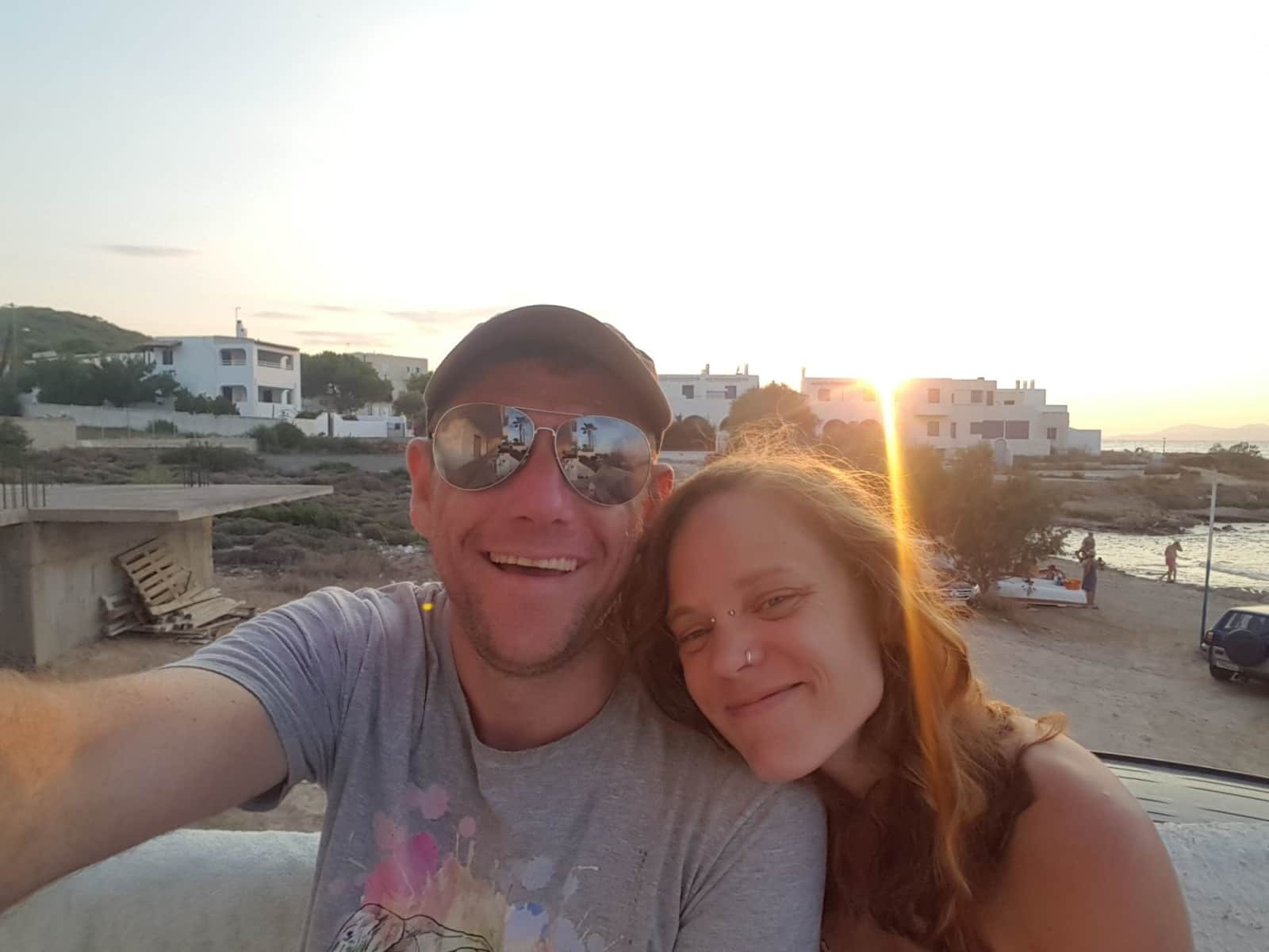 Sean & Leah from Bristol, United Kingdom