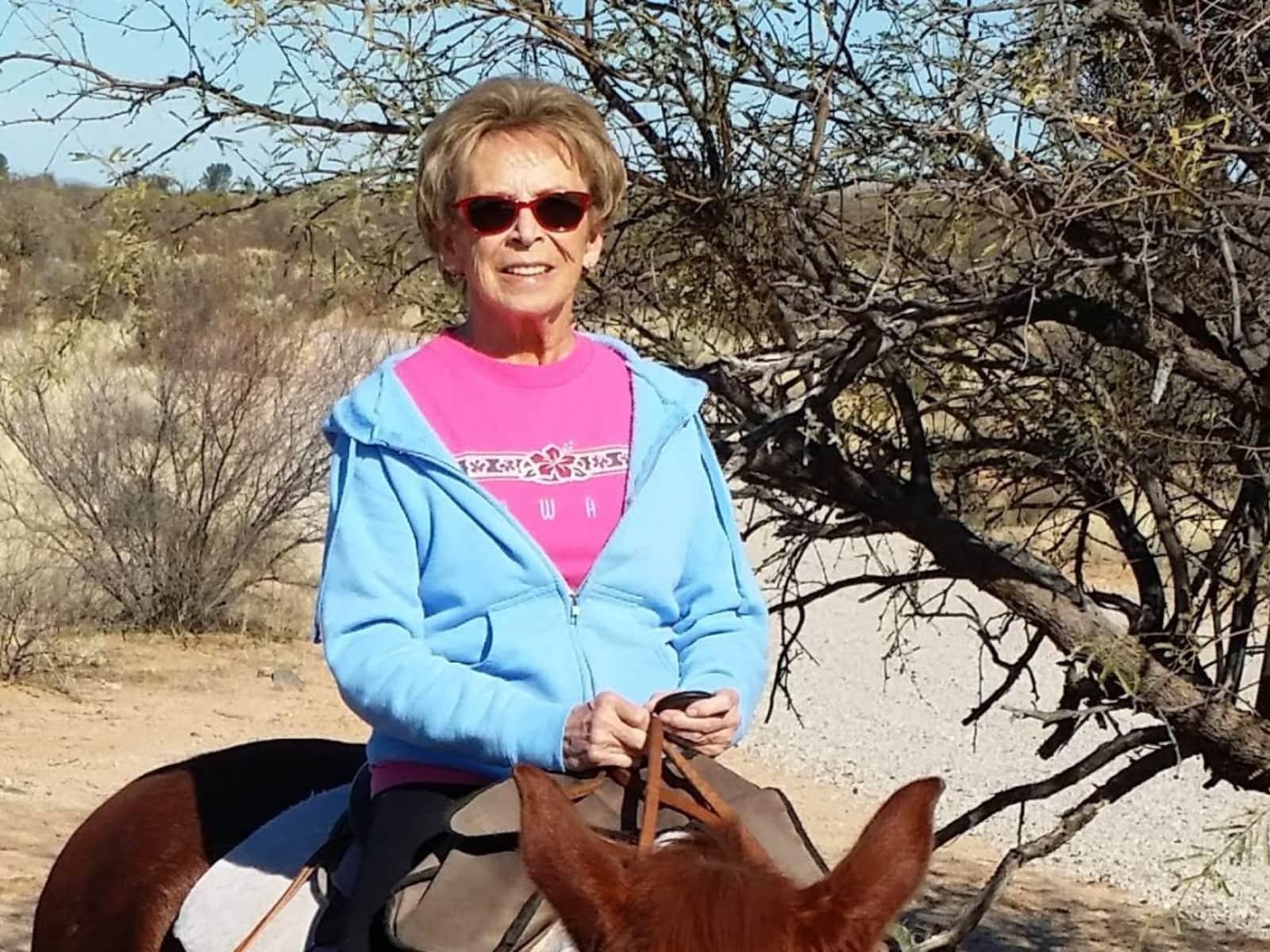 Britt from Tucson, Arizona, United States