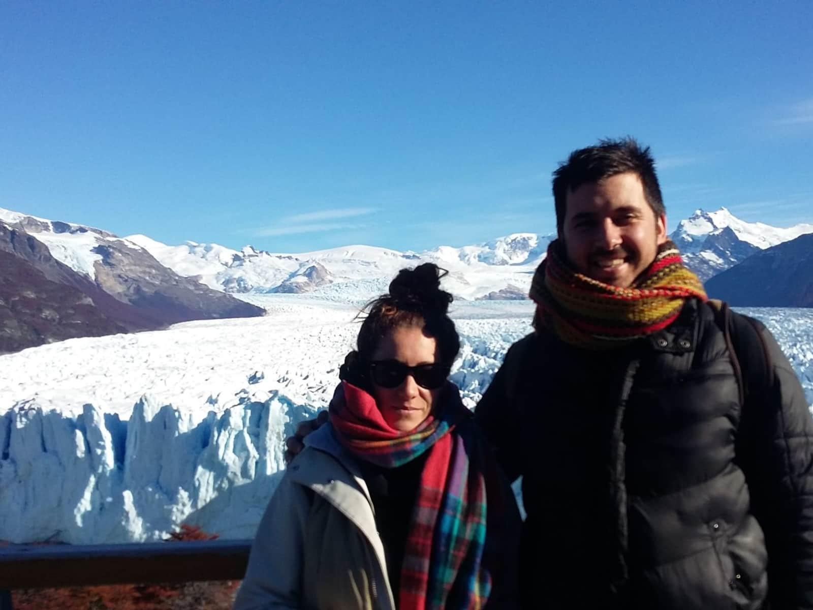 Marcelo & Lourdes from Olivos, Argentina