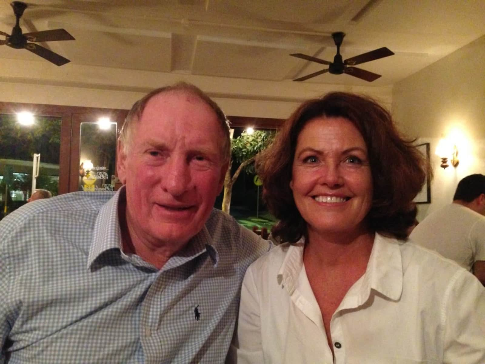 Vernon & Donna from Palm Beach, New South Wales, Australia