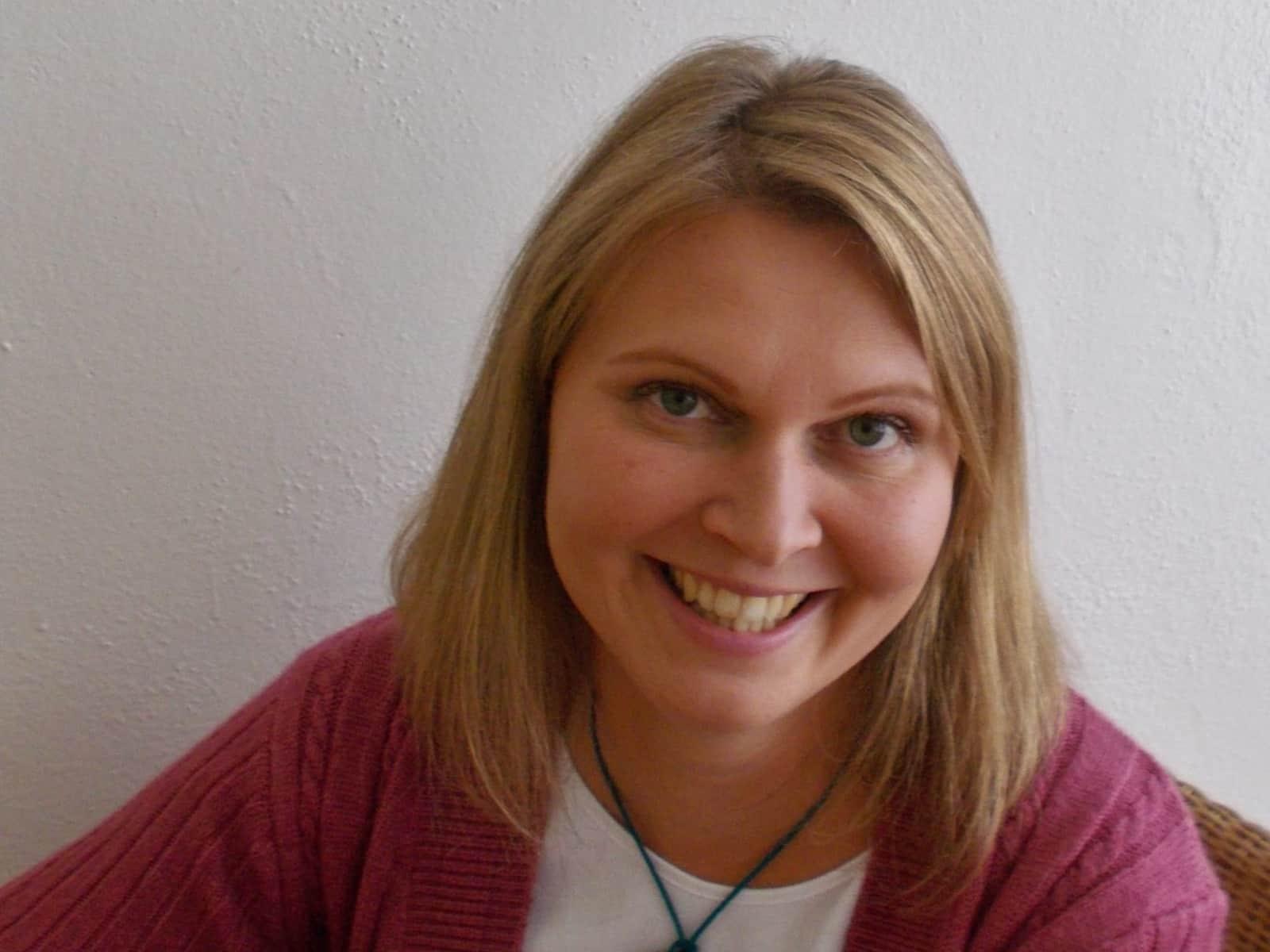 Dagmar from Prague, Czech Republic