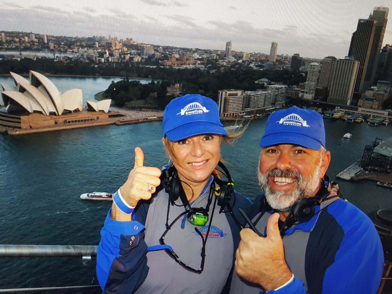 Helen & Robert from Townsville, Queensland, Australia