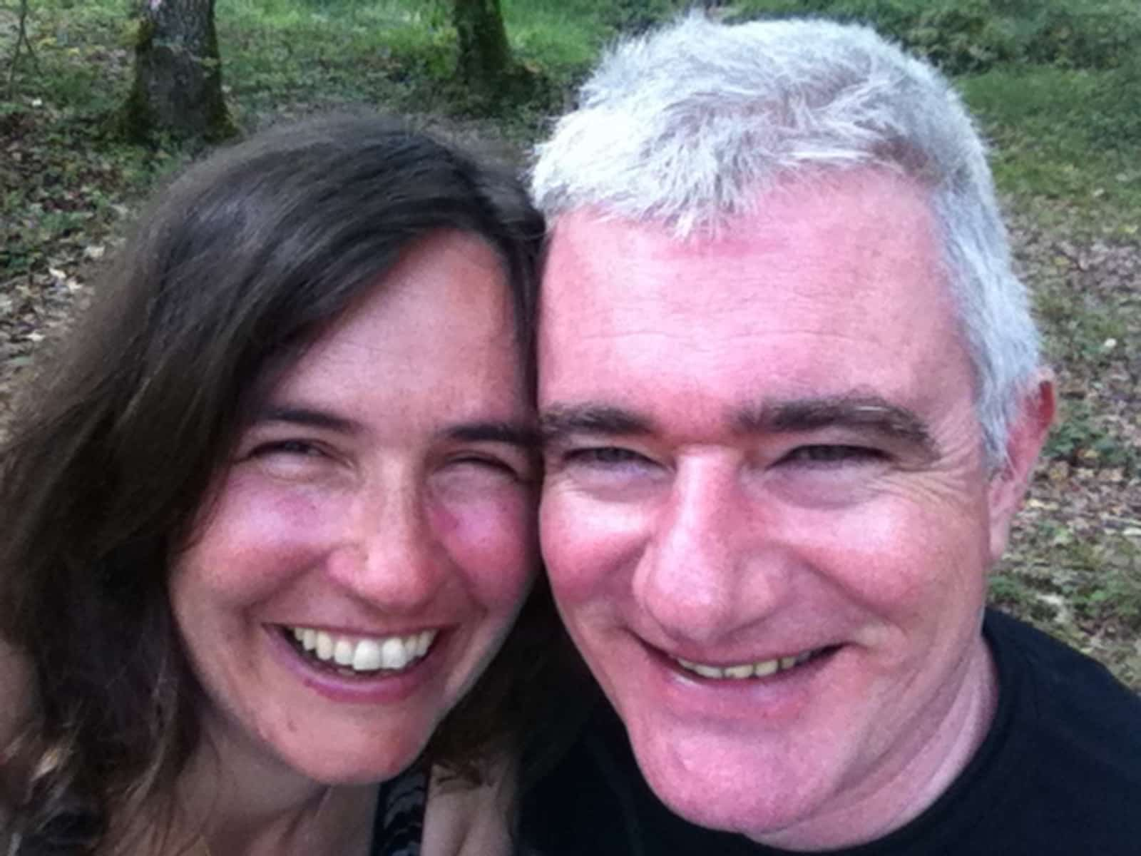 Kate & Brian from Glenageary, Ireland