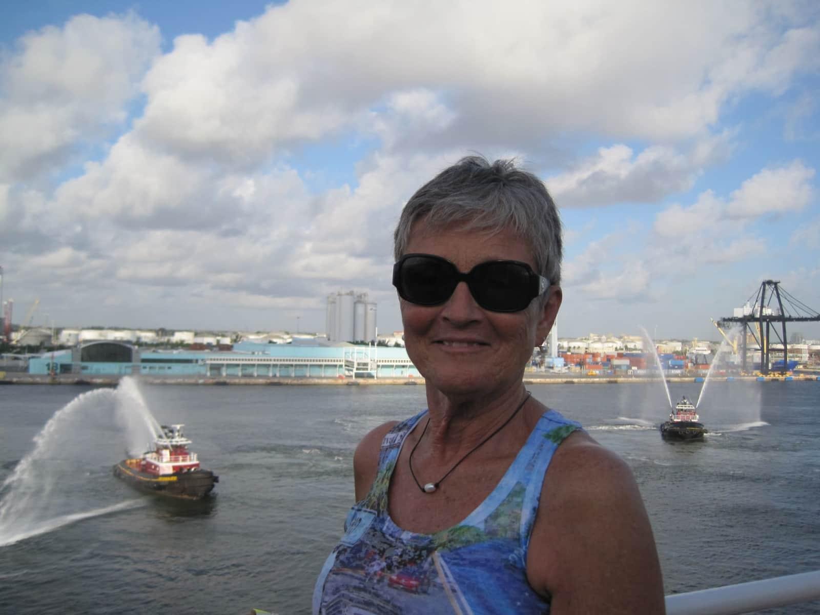 Sally from Stuart, Florida, United States