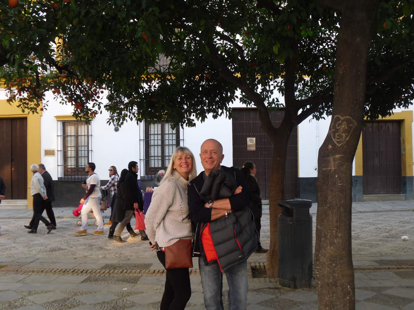 Rosie & Simon from Odiham, United Kingdom
