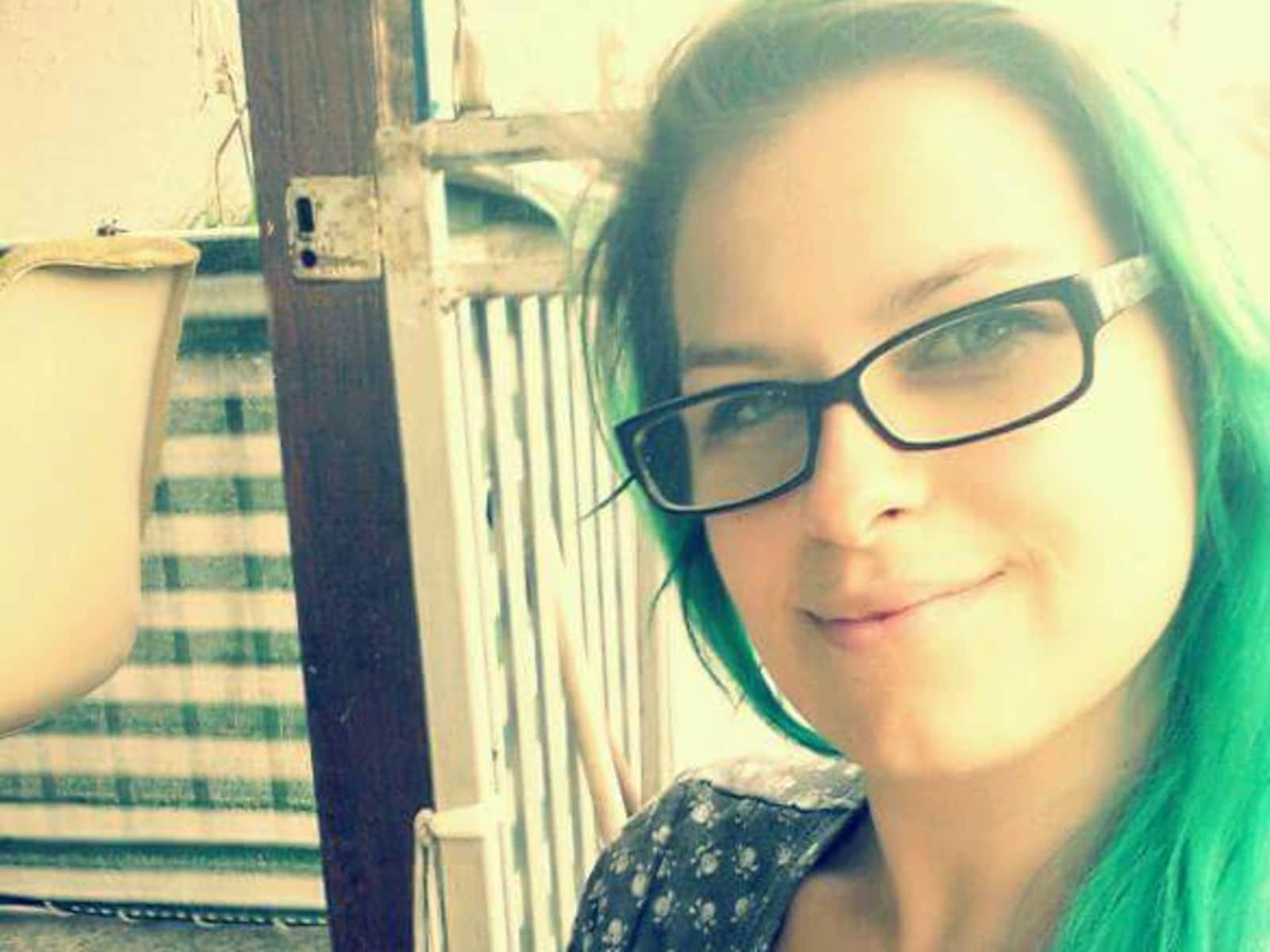 Andreja from Melbourne, Victoria, Australia