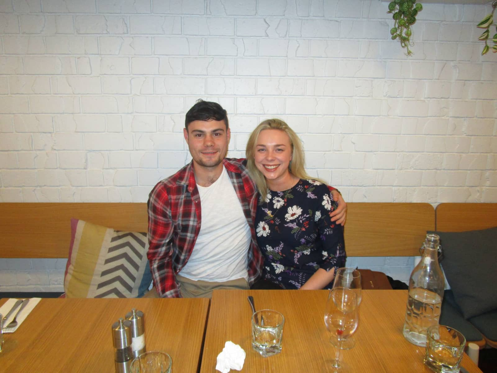 Sarah & Mark from Mangere, New Zealand