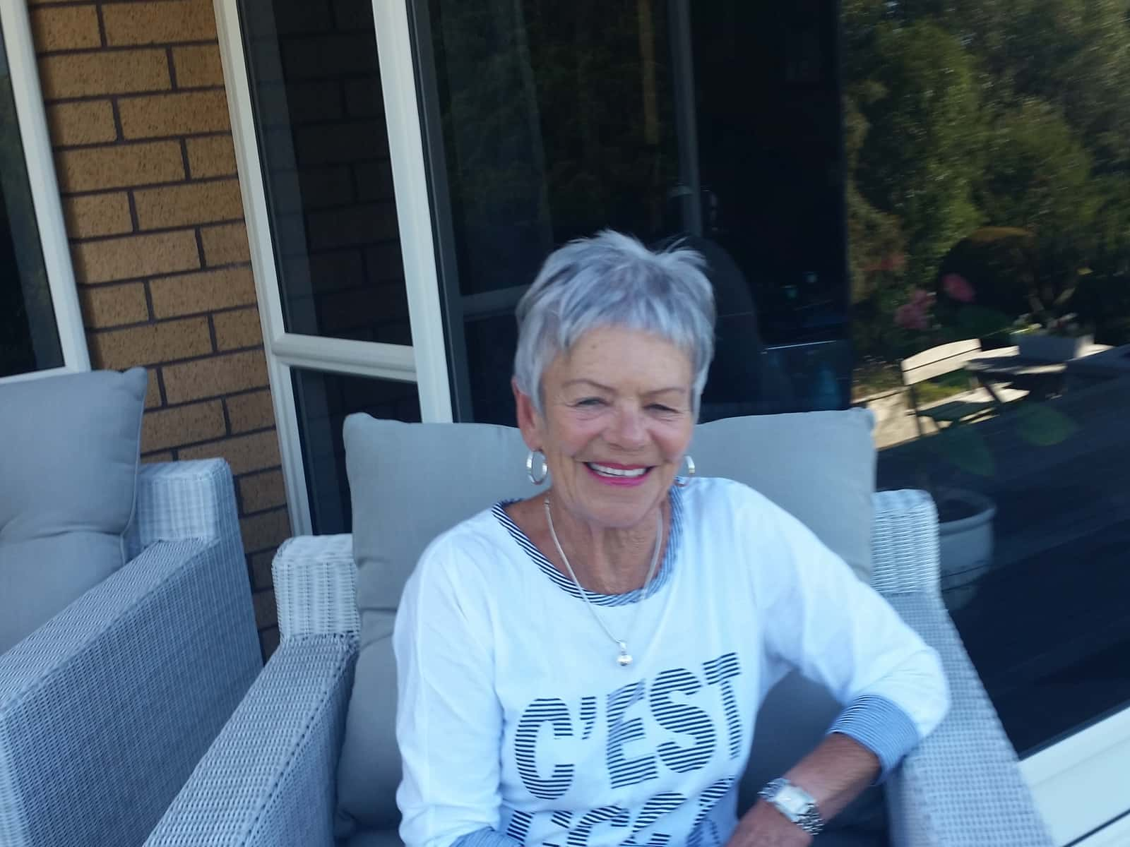 Jean from New Plymouth, New Zealand