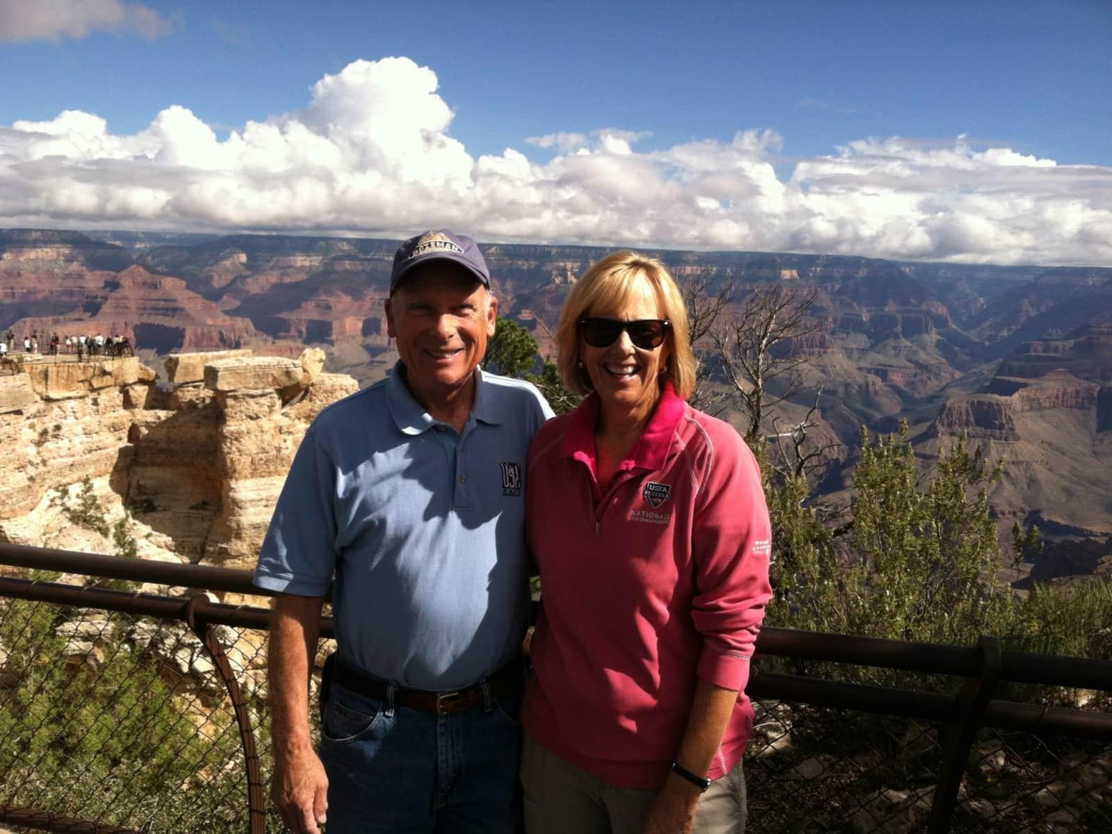 Carol & Charles from Phoenix, Arizona, United States