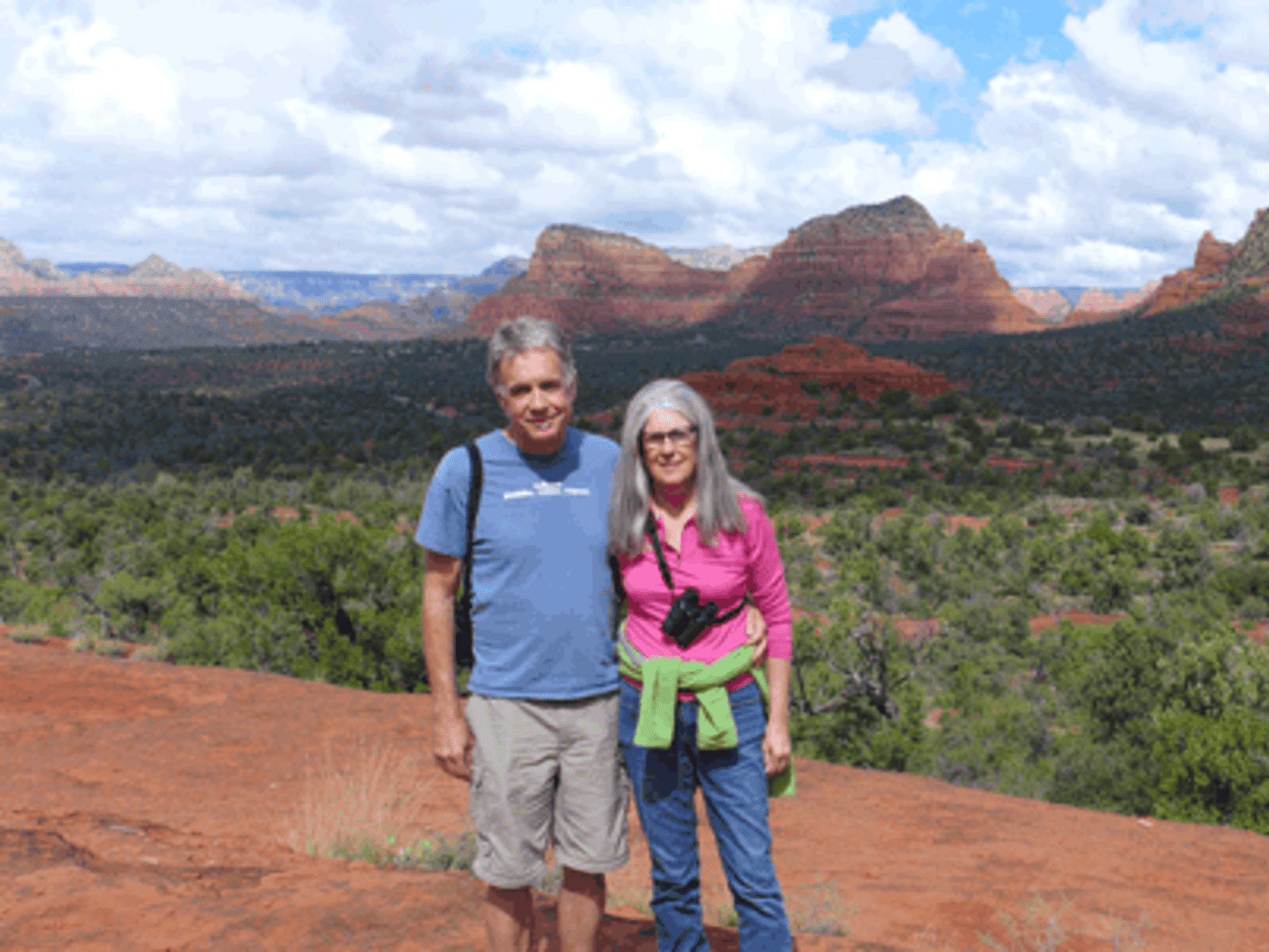 Jani & John from Portland, Oregon, United States