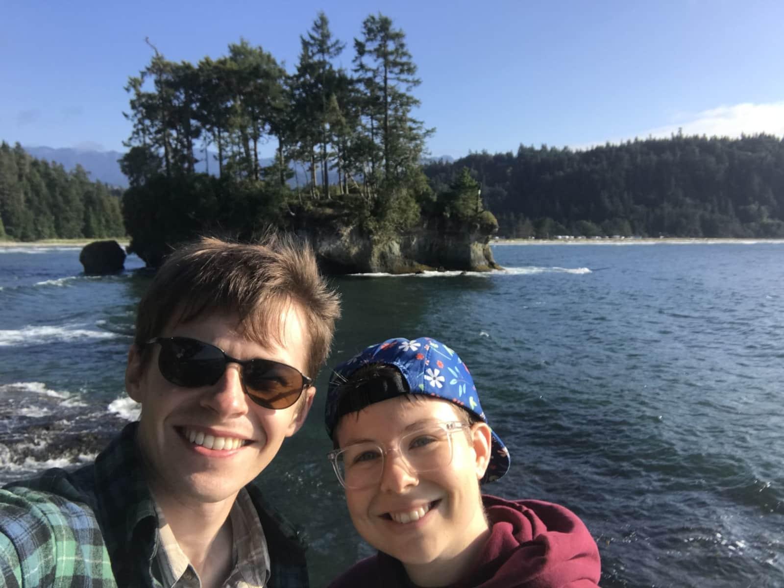 Eileen & Neil from Skykomish, Washington, United States