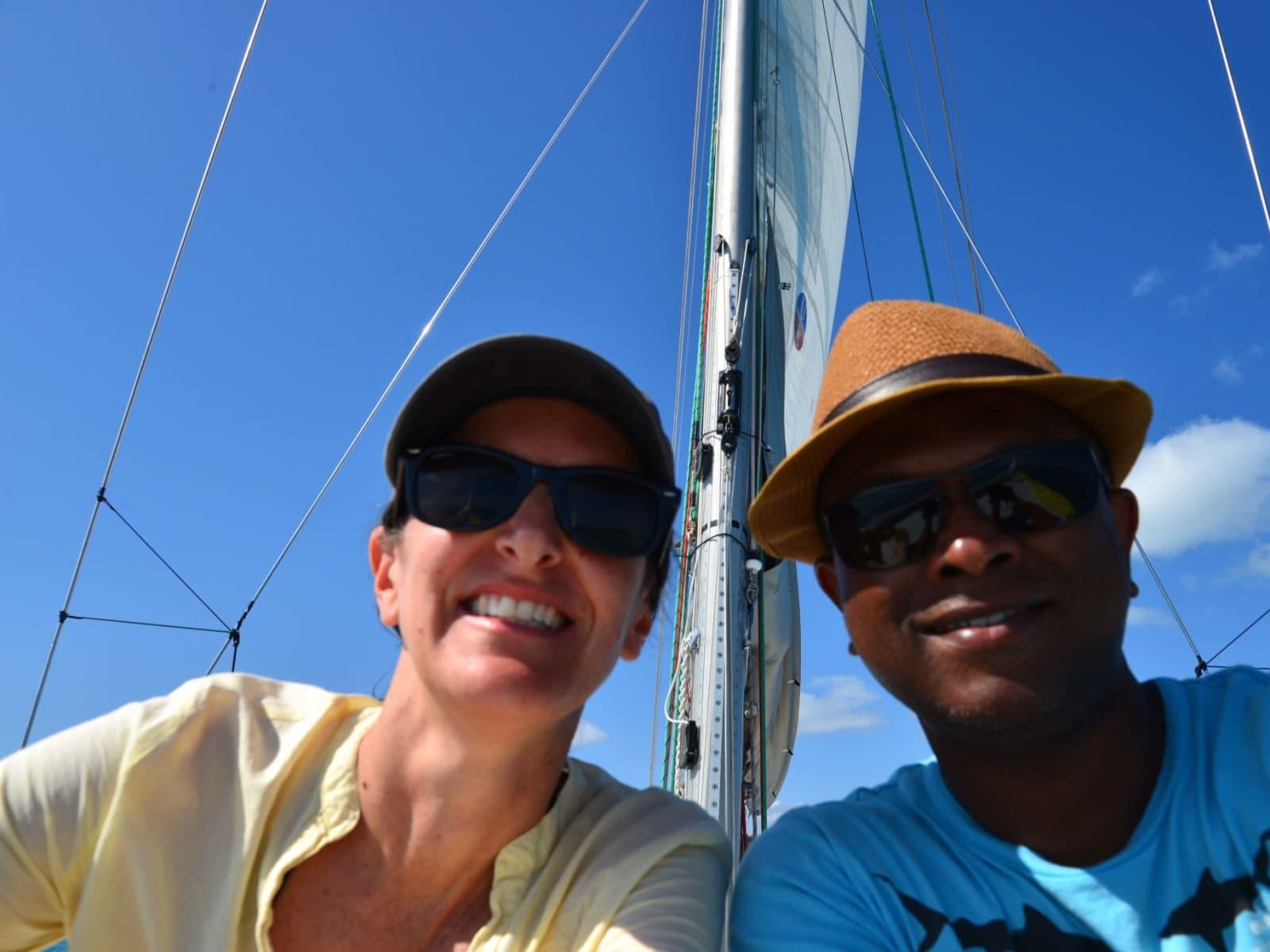 Guna & Kate from Newport, Victoria, Australia