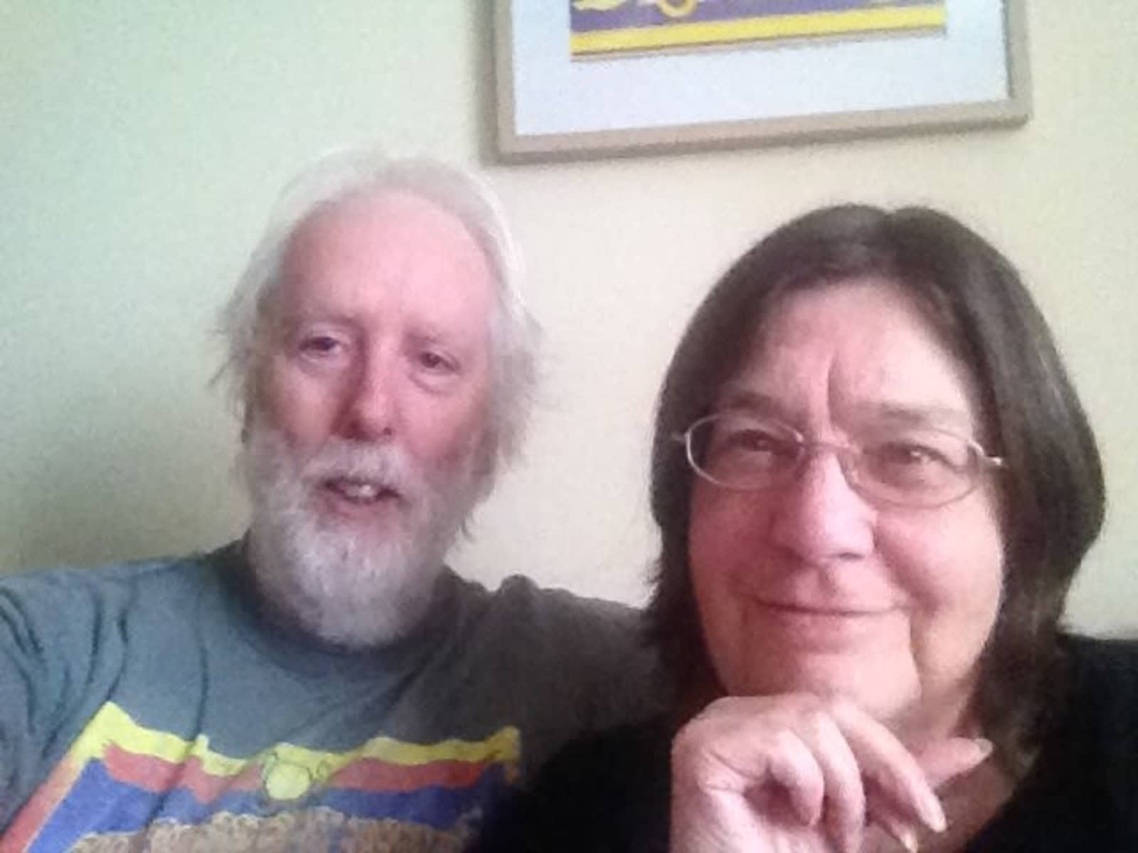 Susan & John from Newport Pagnell, United Kingdom