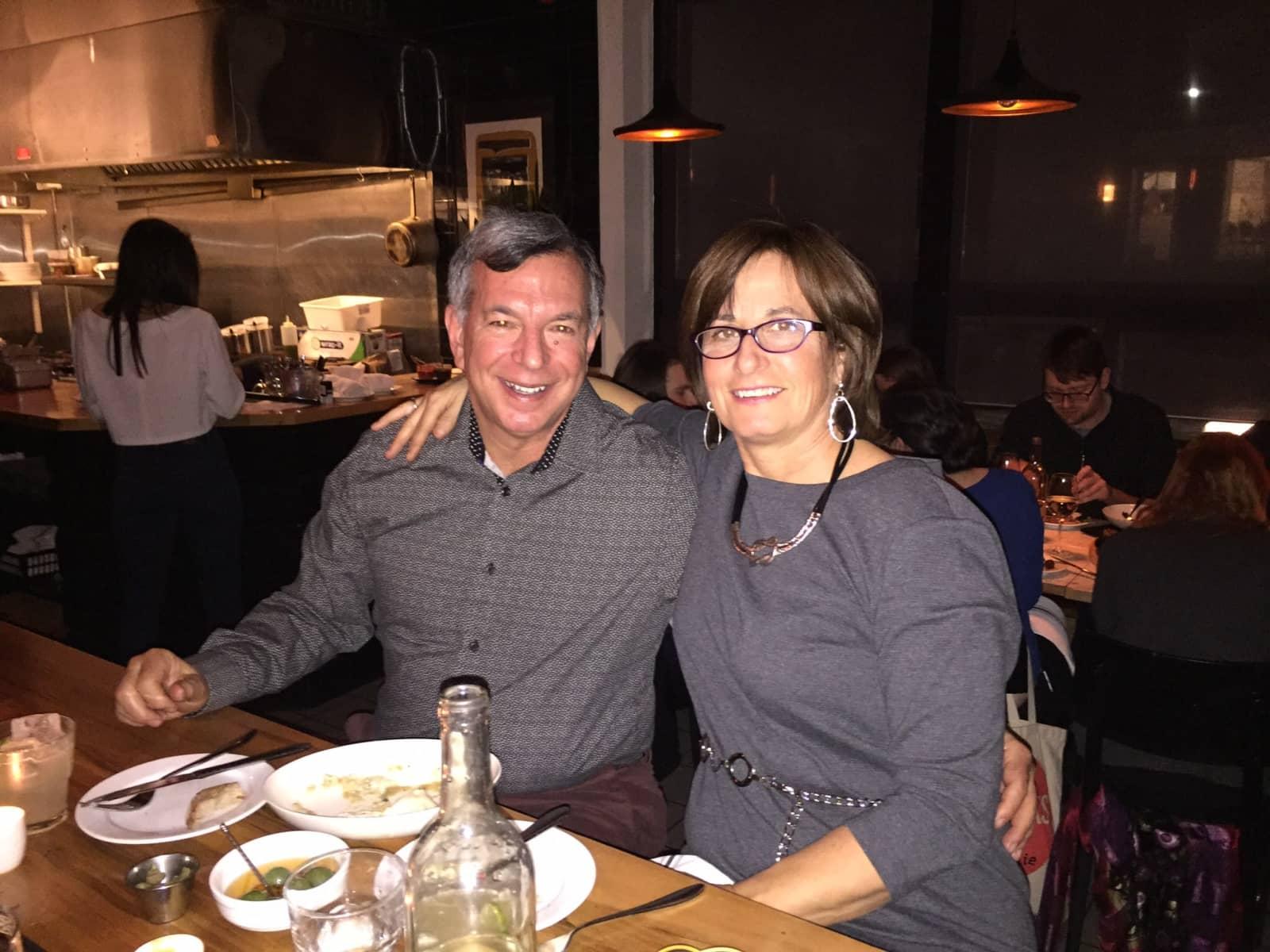 Karen & Thomas from Ottawa, Ontario, Canada