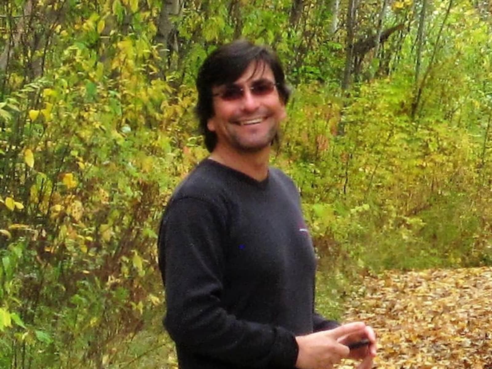 Javier from Dawson Creek, British Columbia, Canada