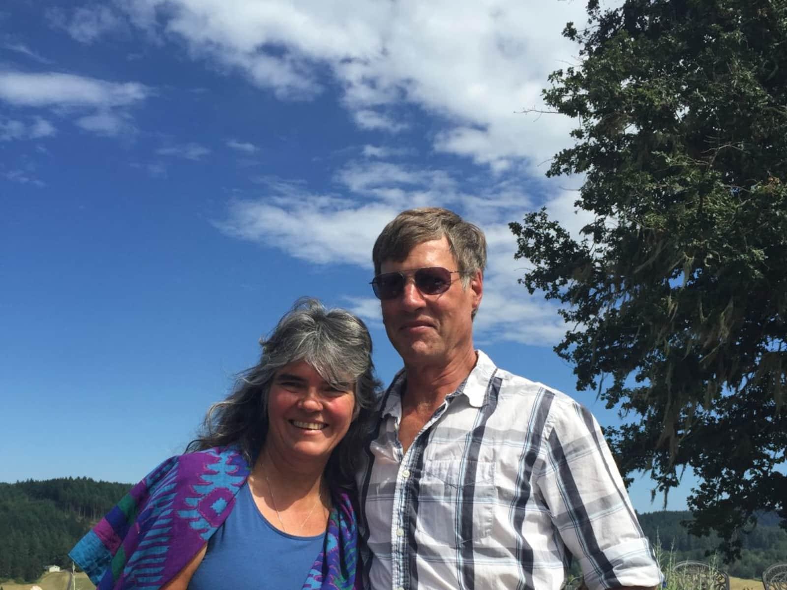 Kat & James from Eugene, Oregon, United States