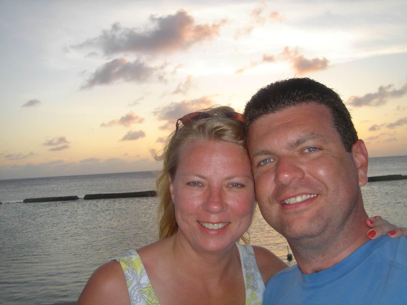 Vicki & James from Addison, Texas, United States
