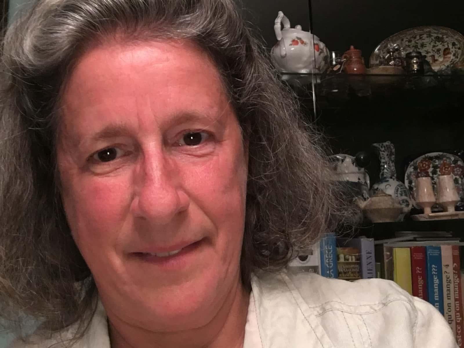 Maureen from Trois-Rivières, Quebec, Canada