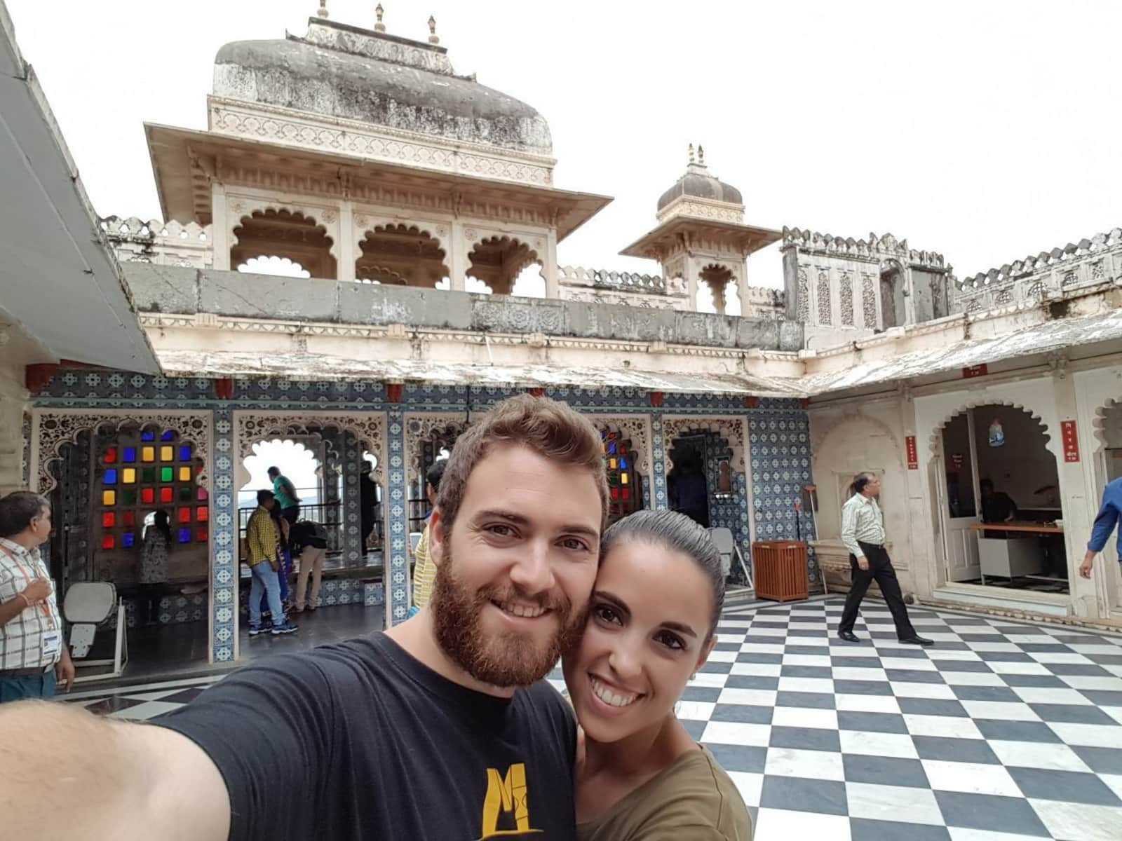 Cristina & Carlos from Badalona, Spain