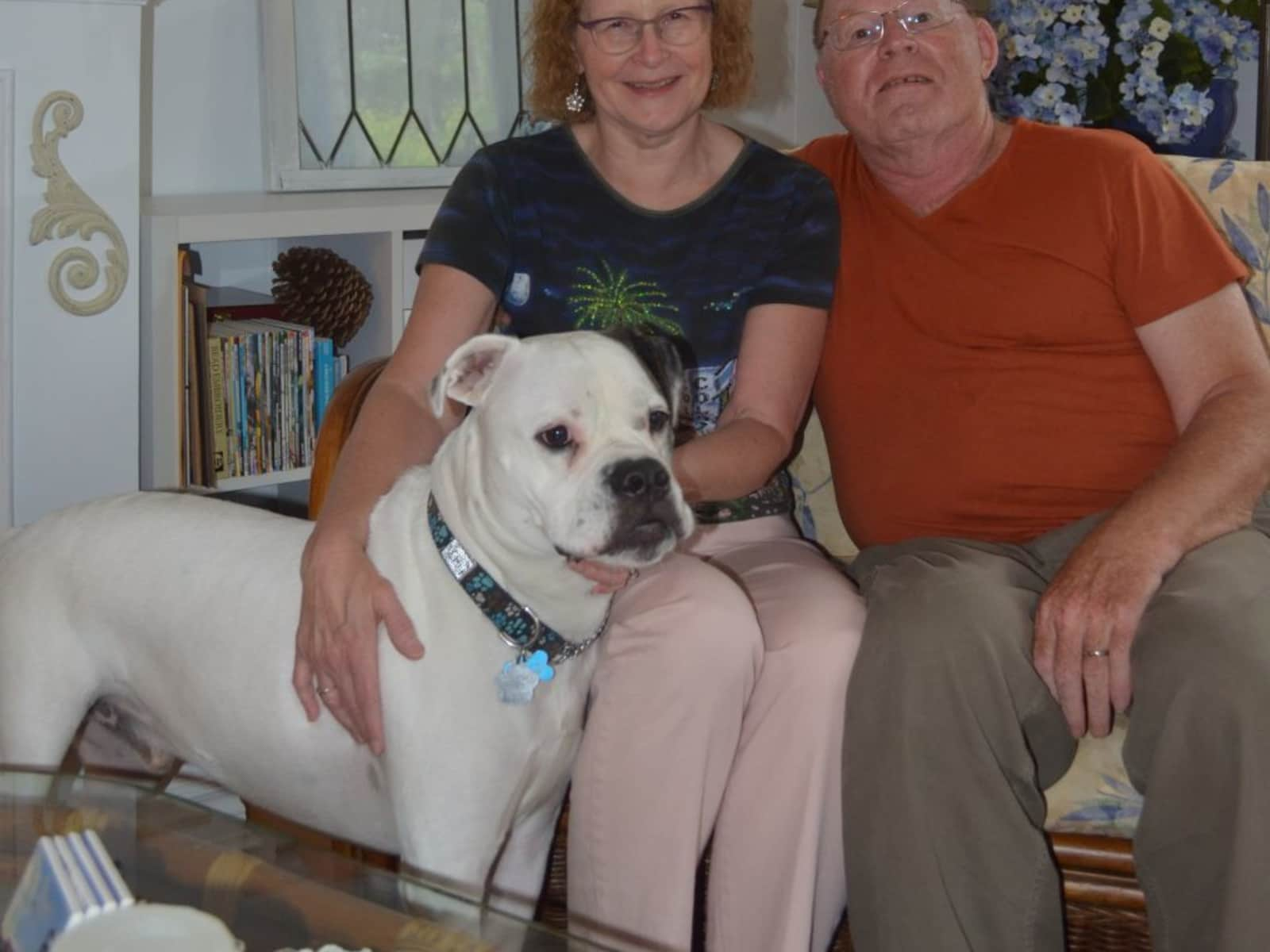 Nancy & Gordon from Bluewater, Ontario, Canada