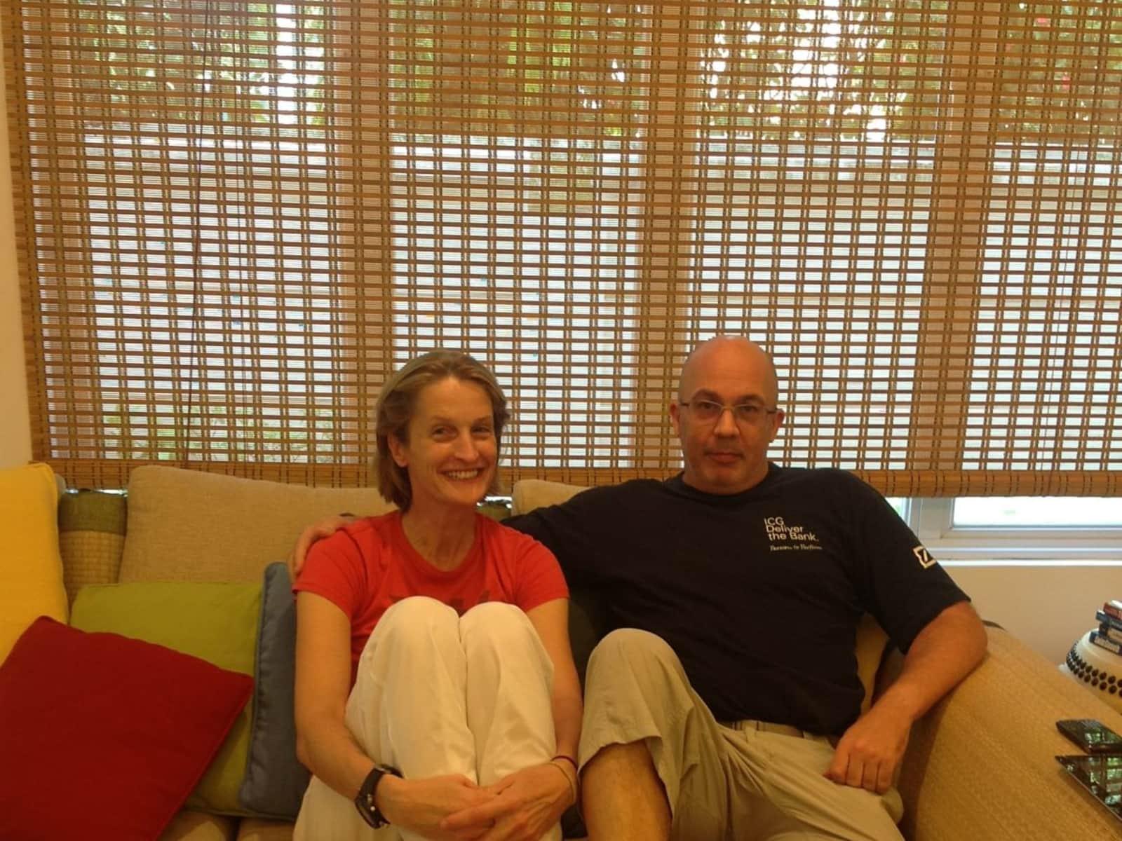 Tim & Anna from Chesières, Switzerland