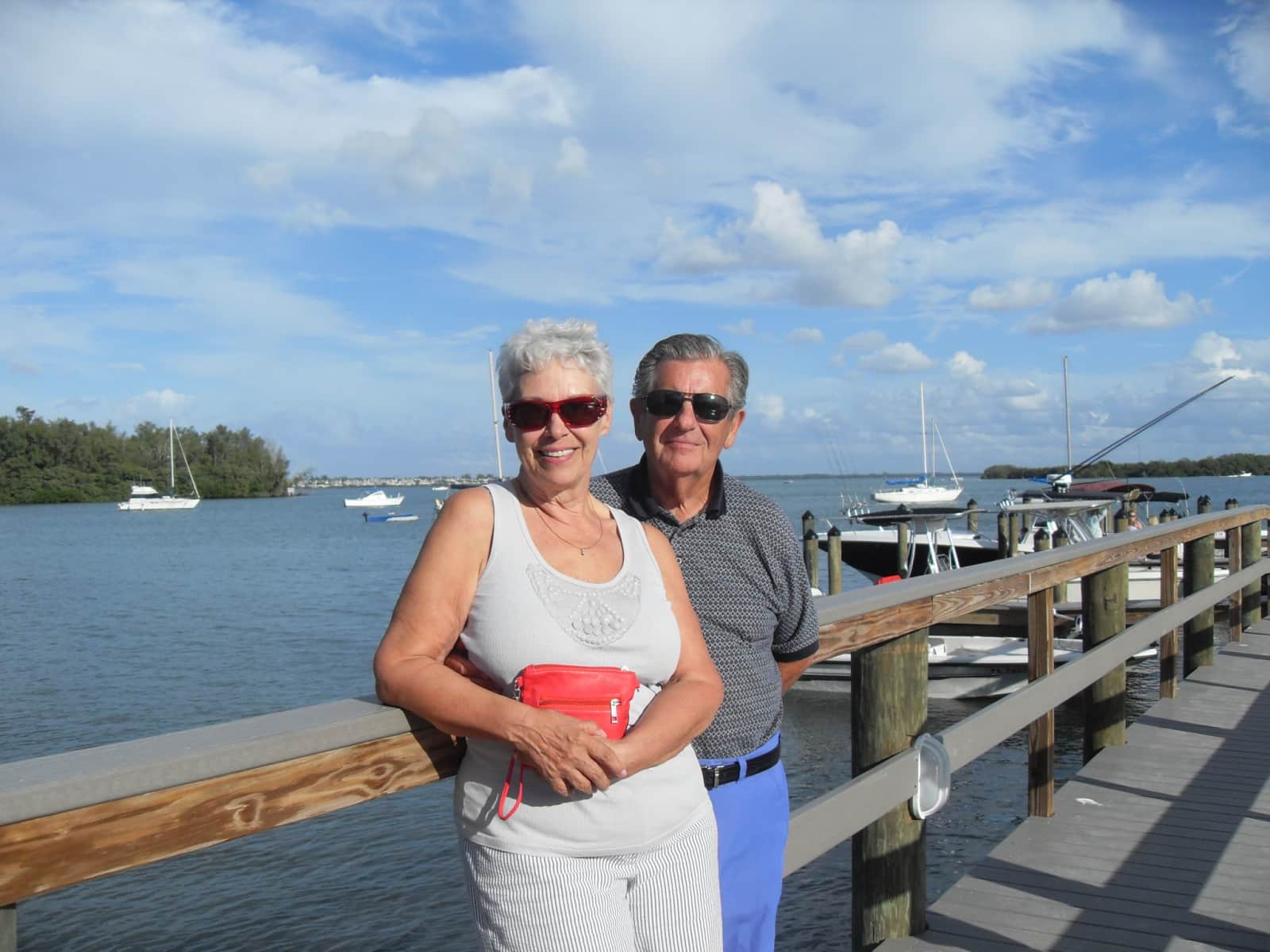 Anne & Robert from Bradenton, Florida, United States
