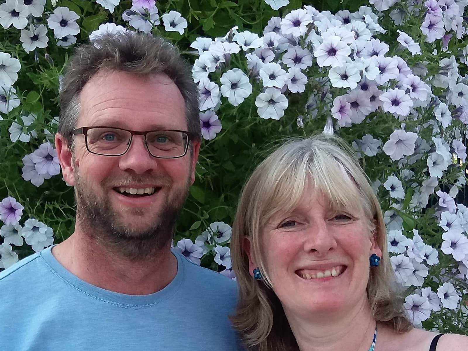 Nora & Martin from Petersfield, United Kingdom