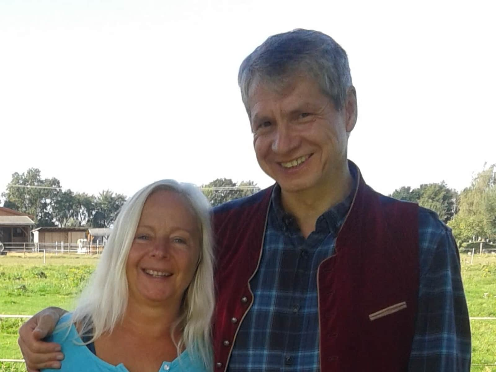 Ursula & Thomas from Hannover, Germany