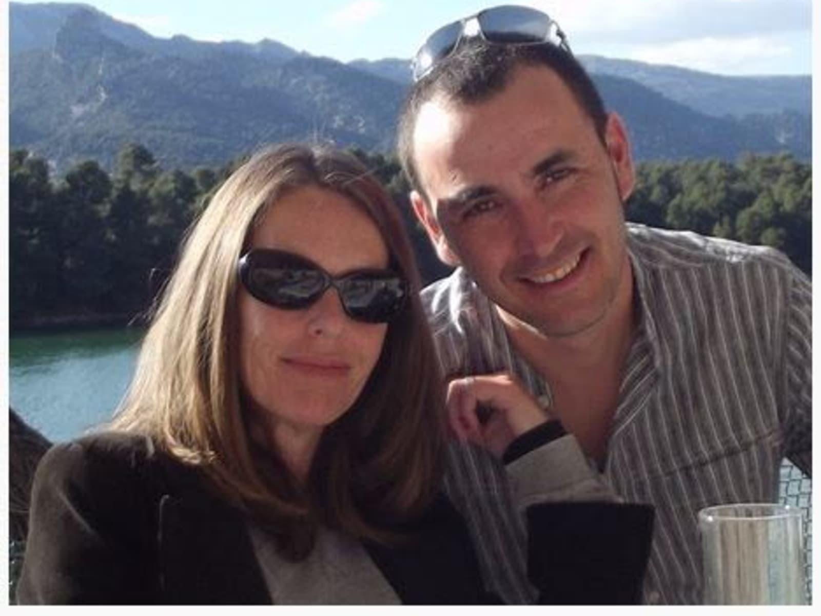 Chris & Kerr from Granada, Spain