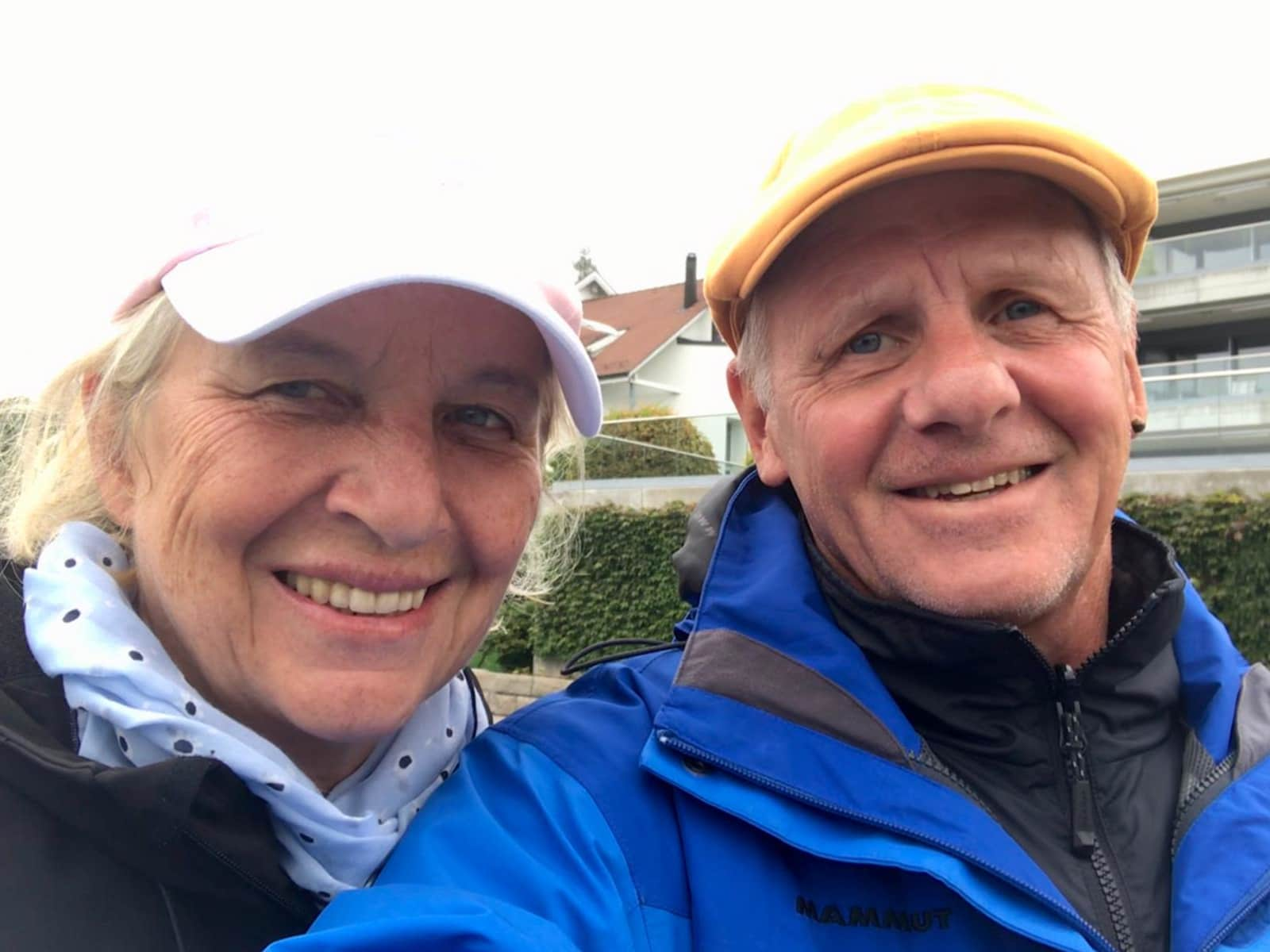 Veronika & Bernhard from Luzern, Switzerland