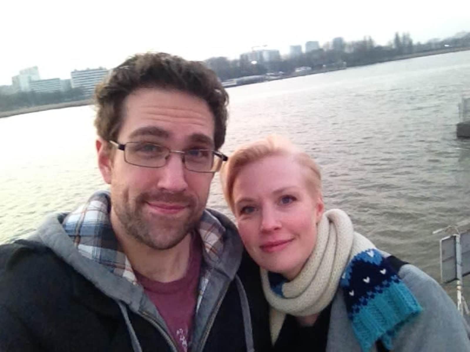 Georgina & Mark from London, United Kingdom