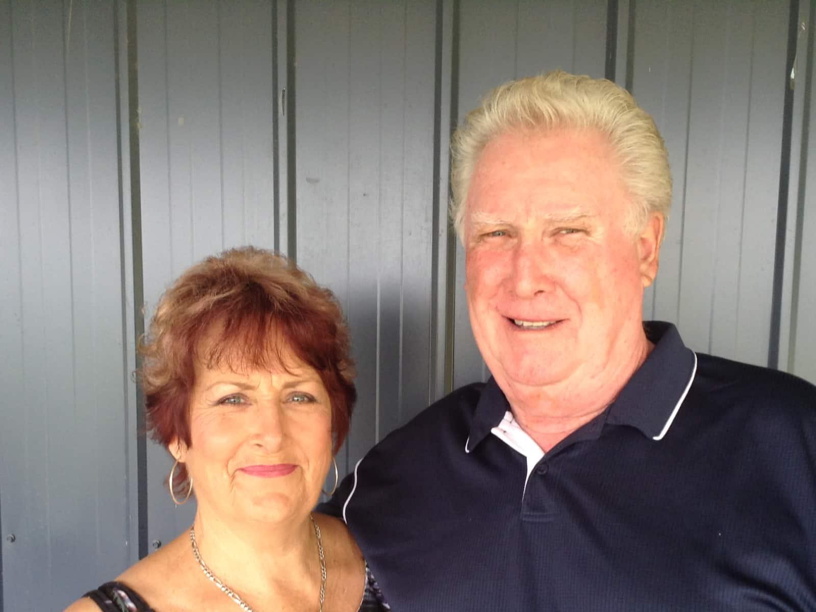 Lynette & Louis from Murwillumbah, New South Wales, Australia