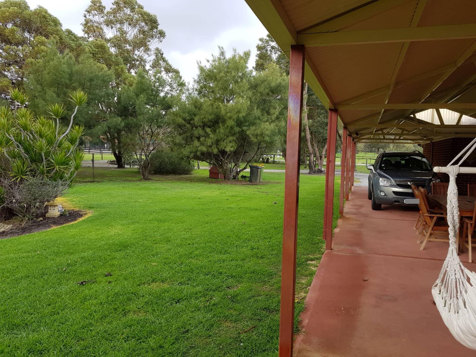 Housesitting assignment in Martin, Western Australia, Australia