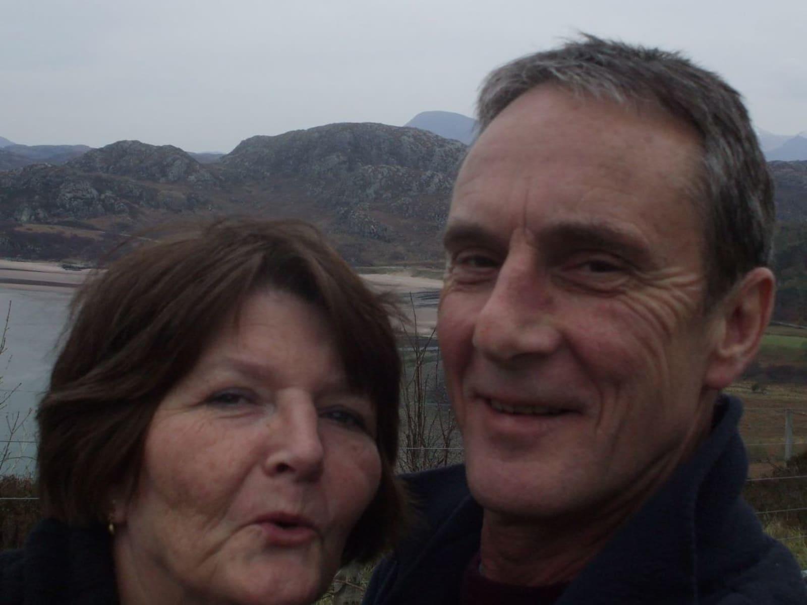 Peter & Joyce  from Perth, Western Australia, Australia