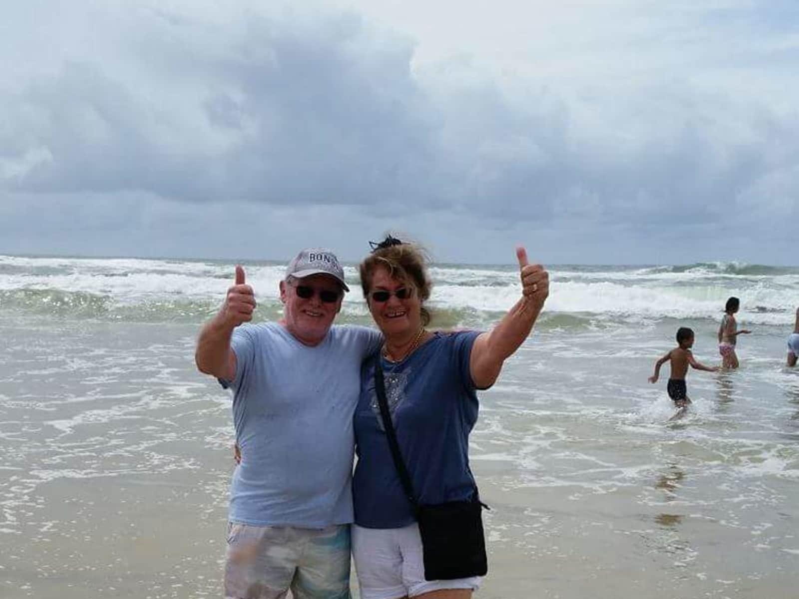 Suzanne & Frank from Wallington, United Kingdom