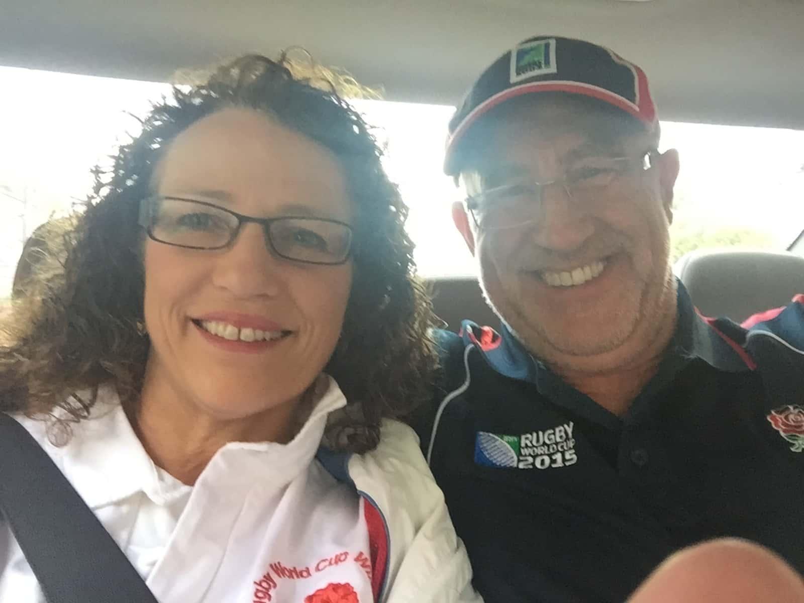 Paula & Bernie from Norwich, United Kingdom