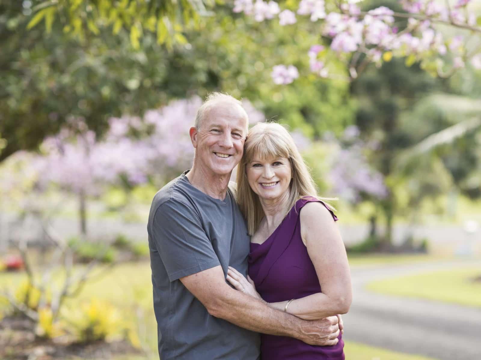 David & Gloria from Narangba, Queensland, Australia