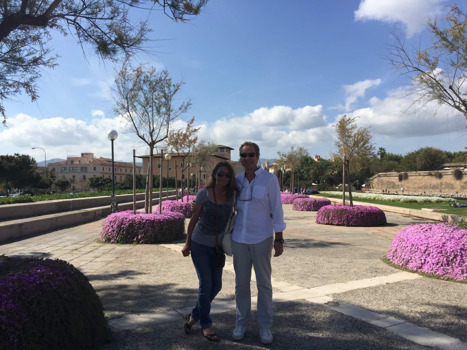 Linda & Steven from Lichfield, United Kingdom
