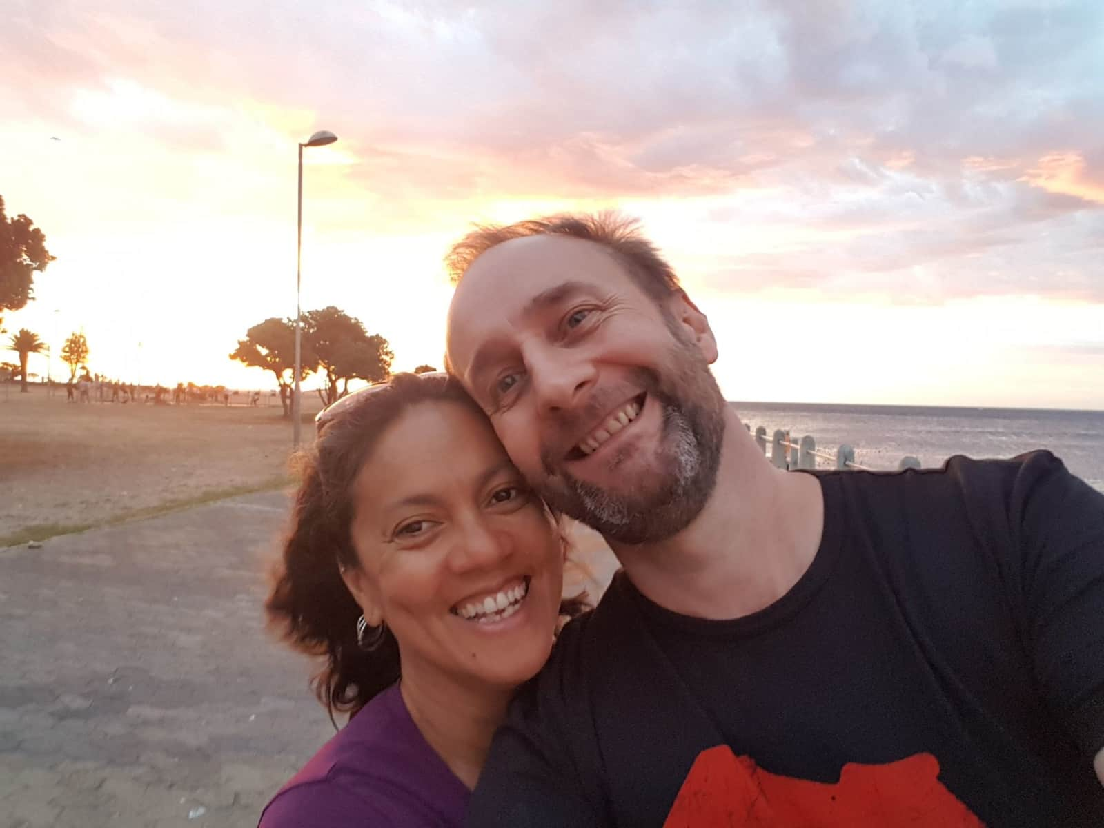 Adele & Stephen from Cape Town, South Africa