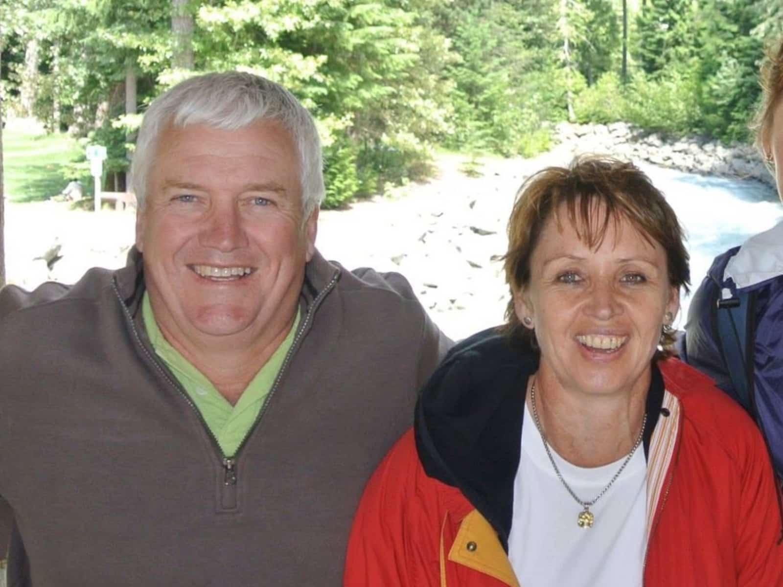 Wendy & Barry from Brisbane, Queensland, Australia