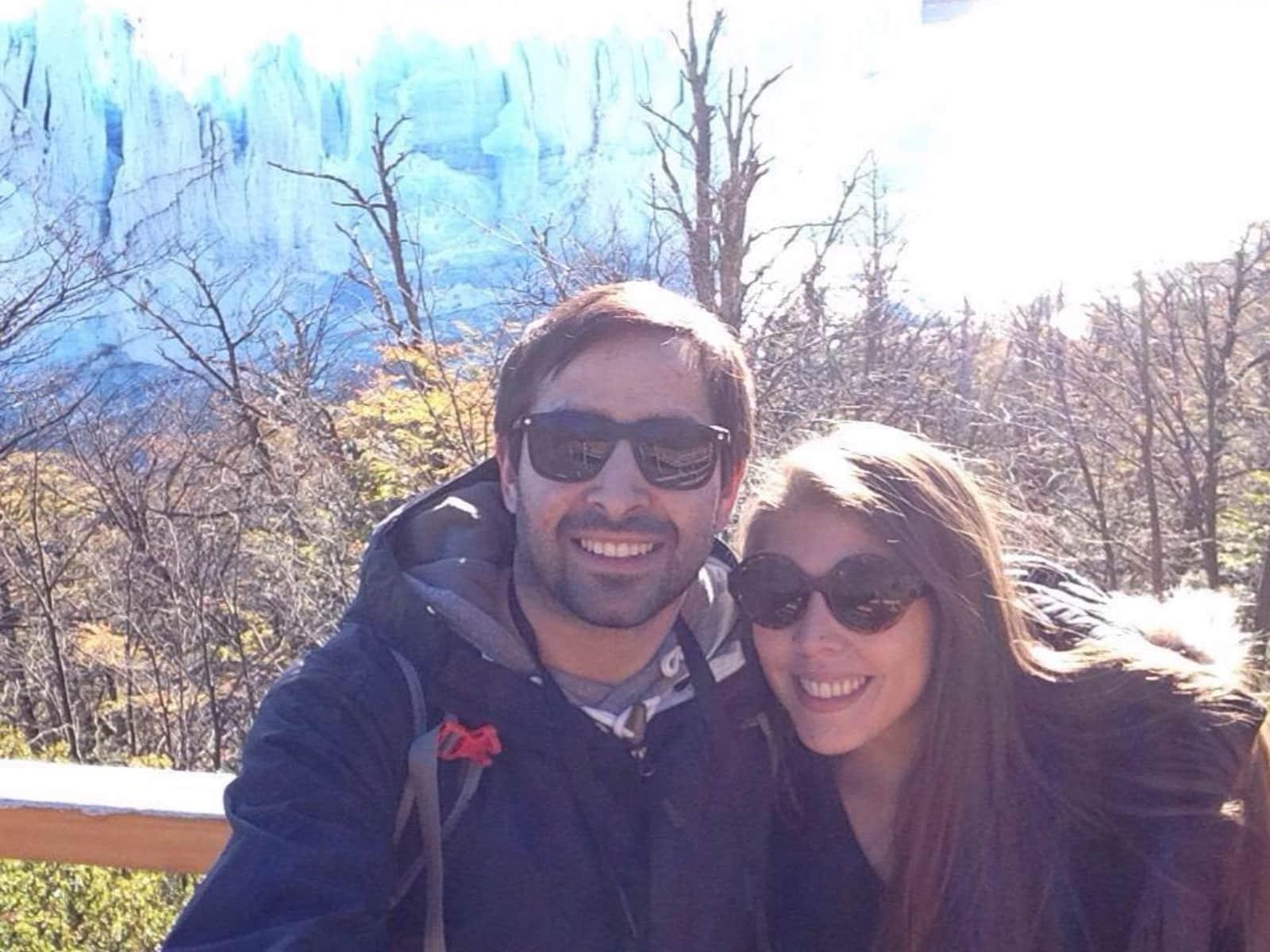 Loreto & Gonzalo from Sydney, New South Wales, Australia